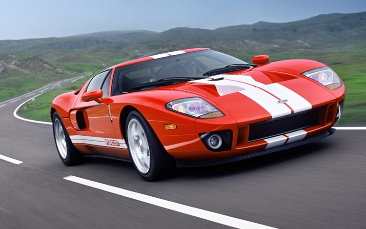 Report Ford Gt Supercar To Return For