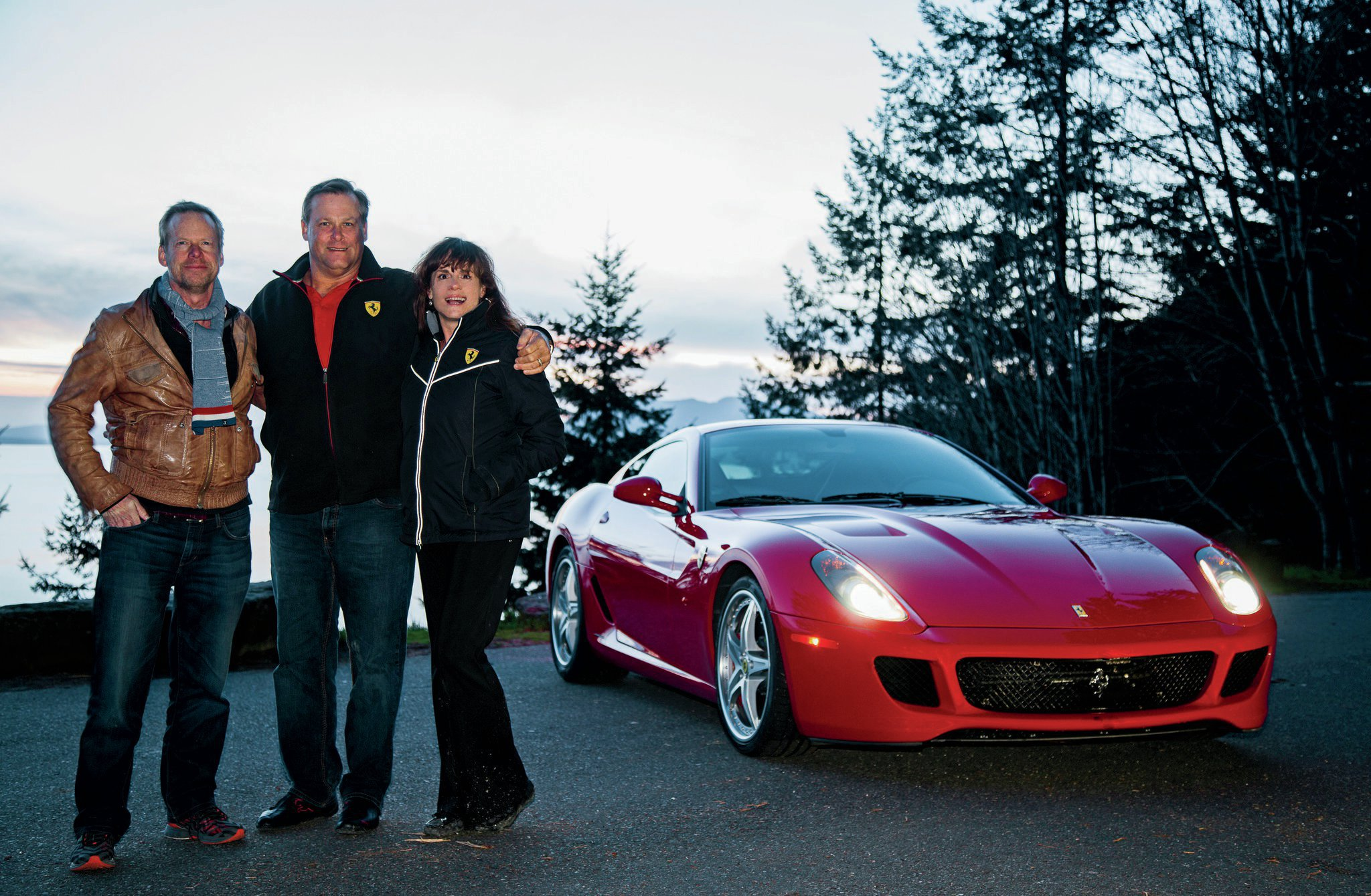 2018 ferrari 599. simple ferrari north by northwest adventure owners brian and tawnee walley shared their ferrari  599 with the author who spurred 612 v12 horses oldfashioned way throughout 2018 ferrari