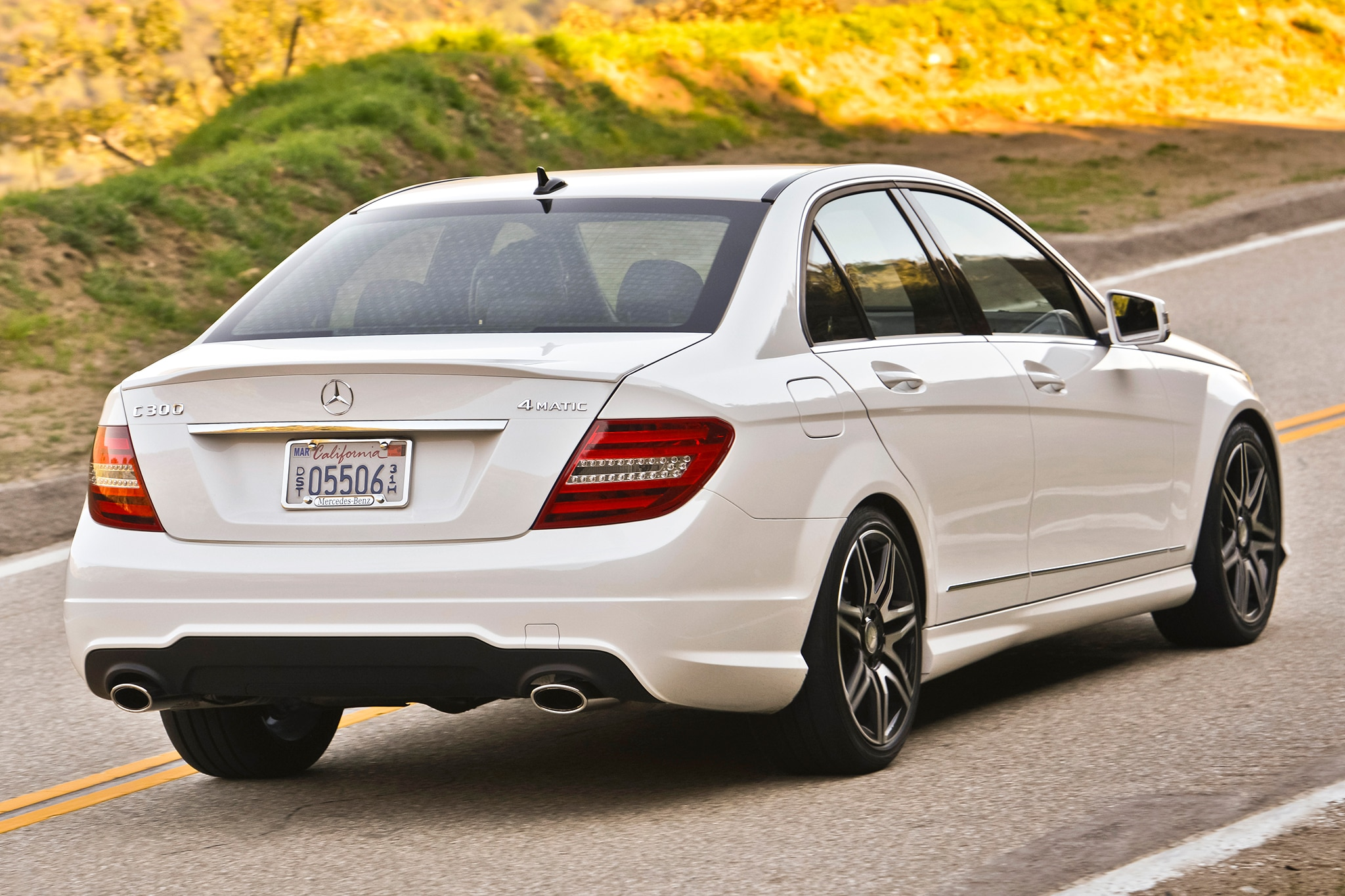 The affected 2013 and 2014 mercedes benz c300
