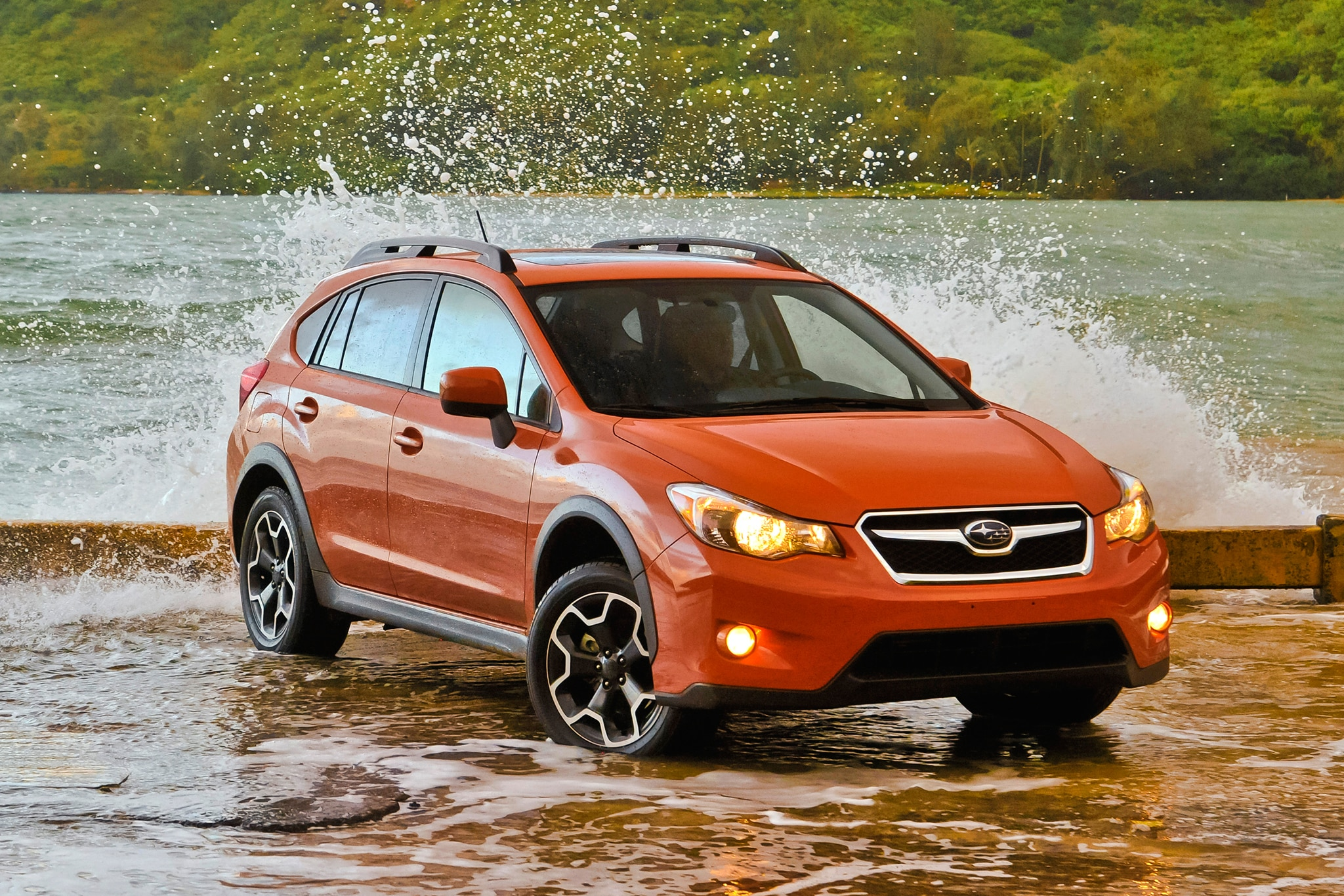 2015 subaru xv crosstrek gains eyesight new infotainment system. Black Bedroom Furniture Sets. Home Design Ideas