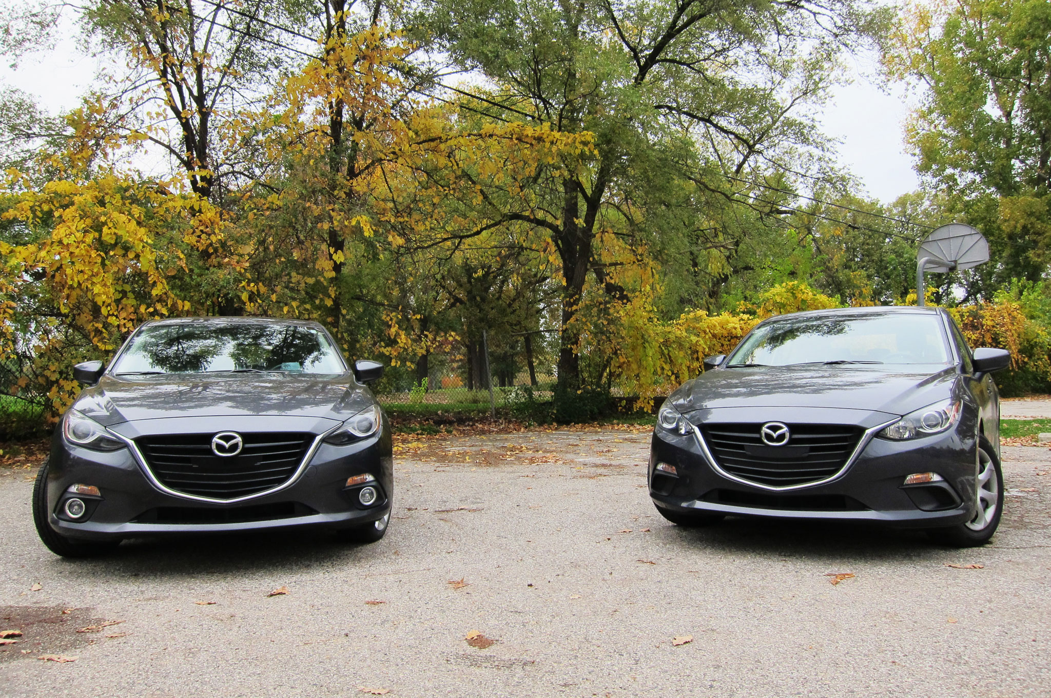 2014 mazda 3 s touring getting noticed. Black Bedroom Furniture Sets. Home Design Ideas