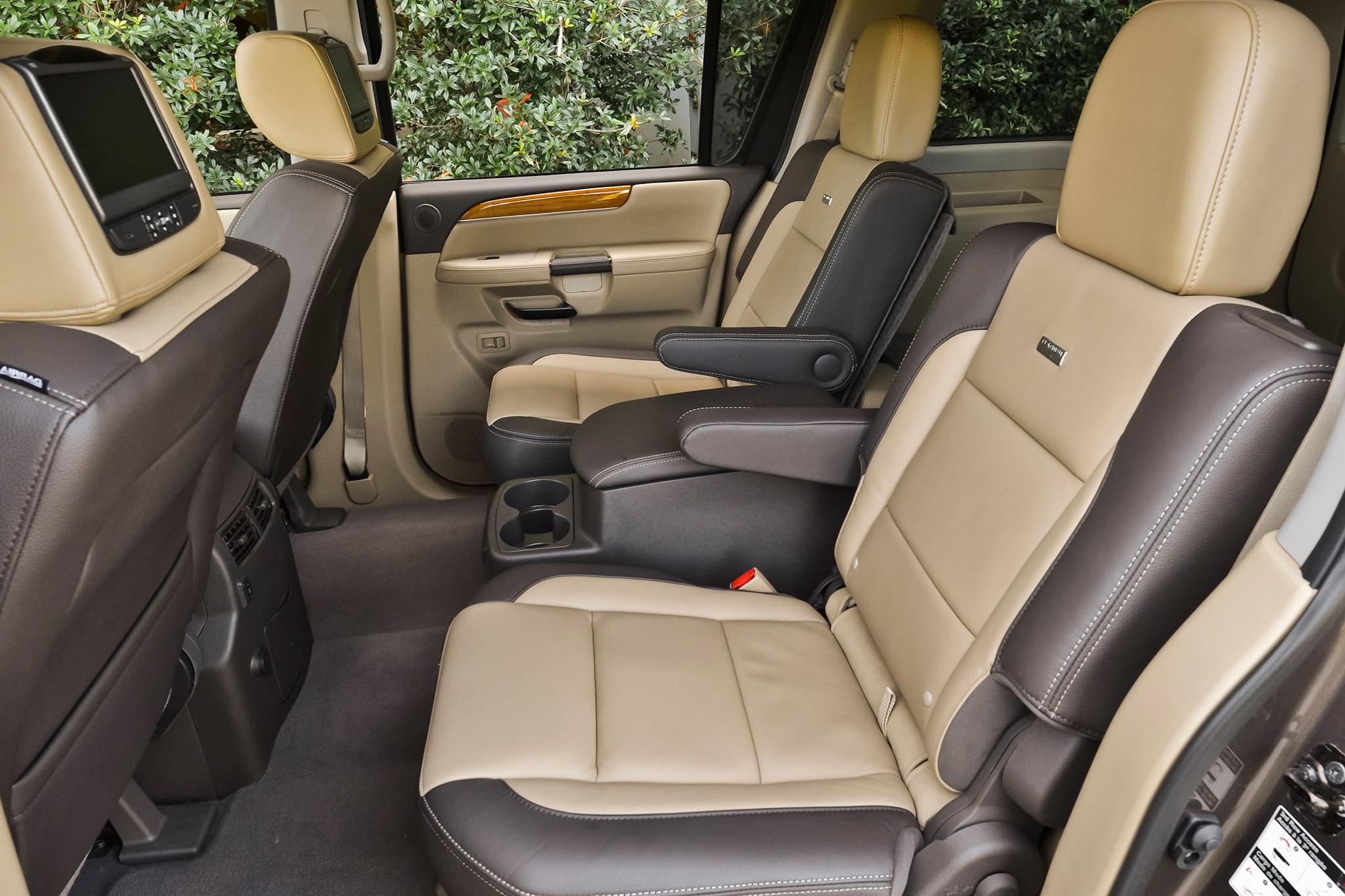 2015 Nissan Armada Base Price Rises Slightly To 39 055