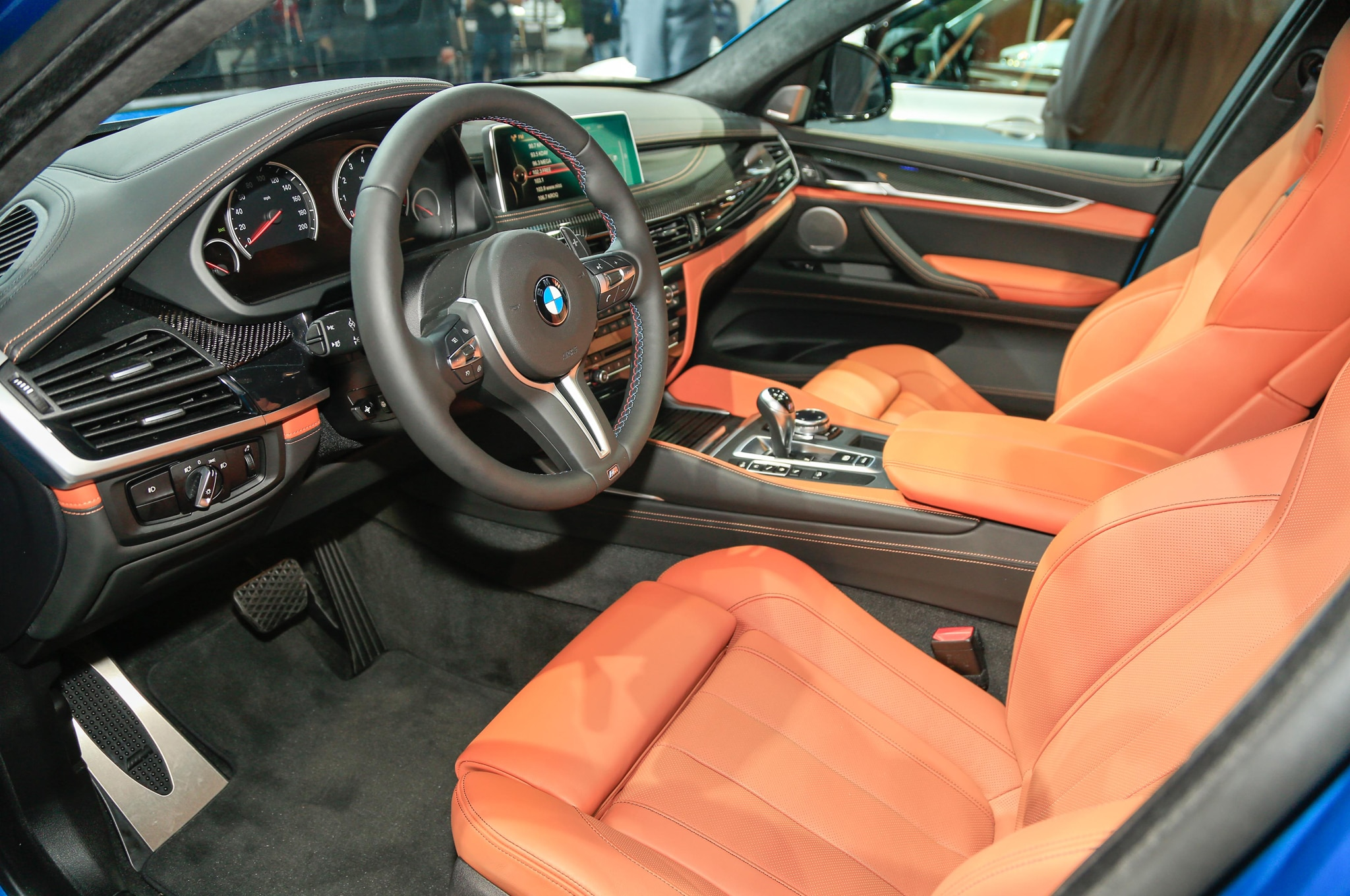Bmw also improved the x5 m and x6