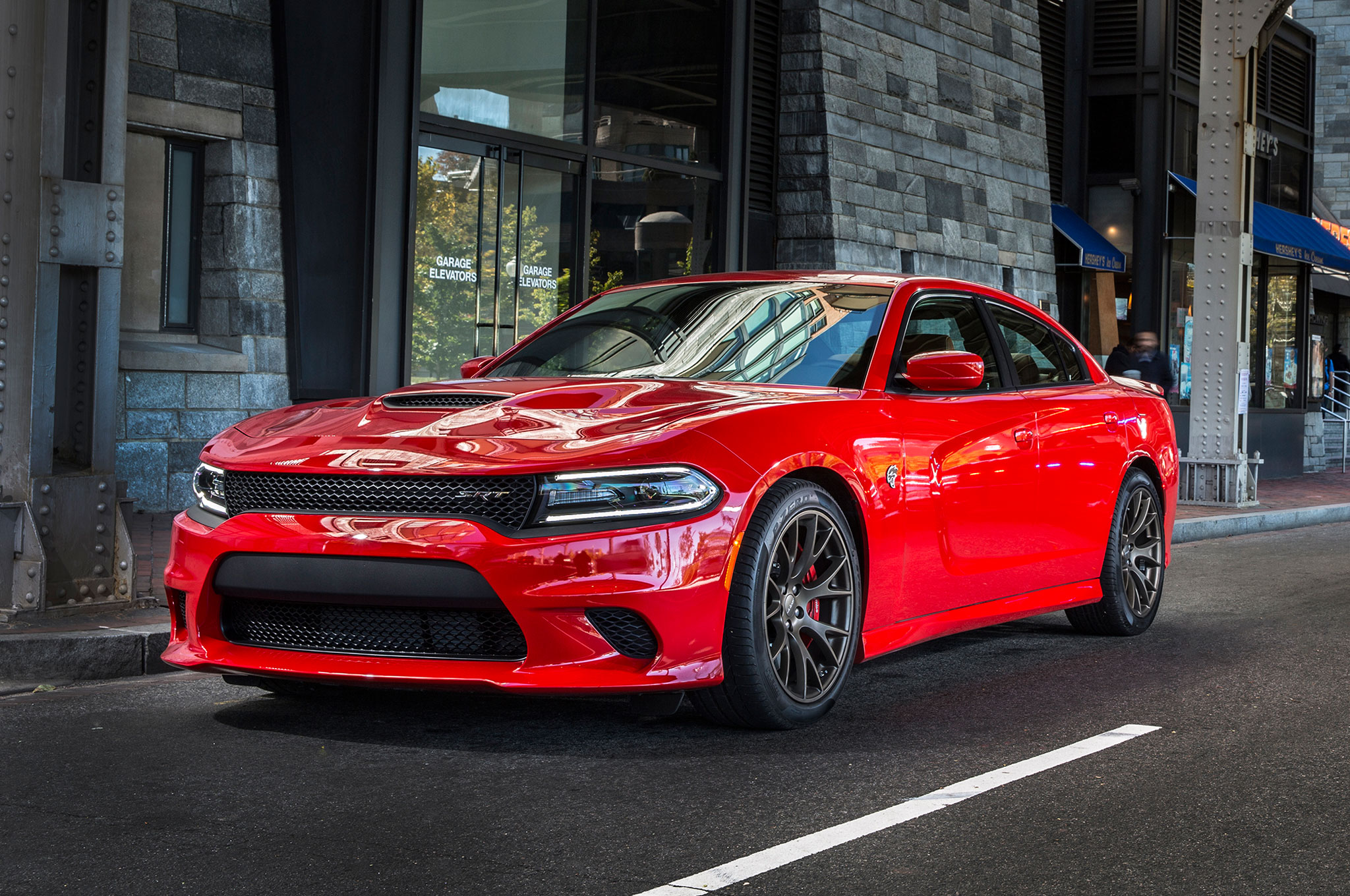 Dodge Charger Srt Hellcat >> 2015 Dodge Charger Srt Hellcat Review