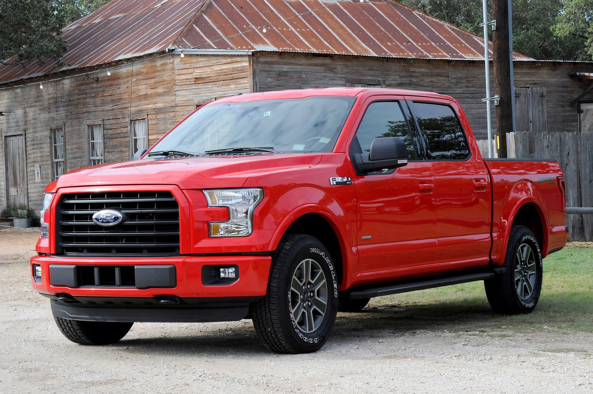 2015 Ford F-150 Review