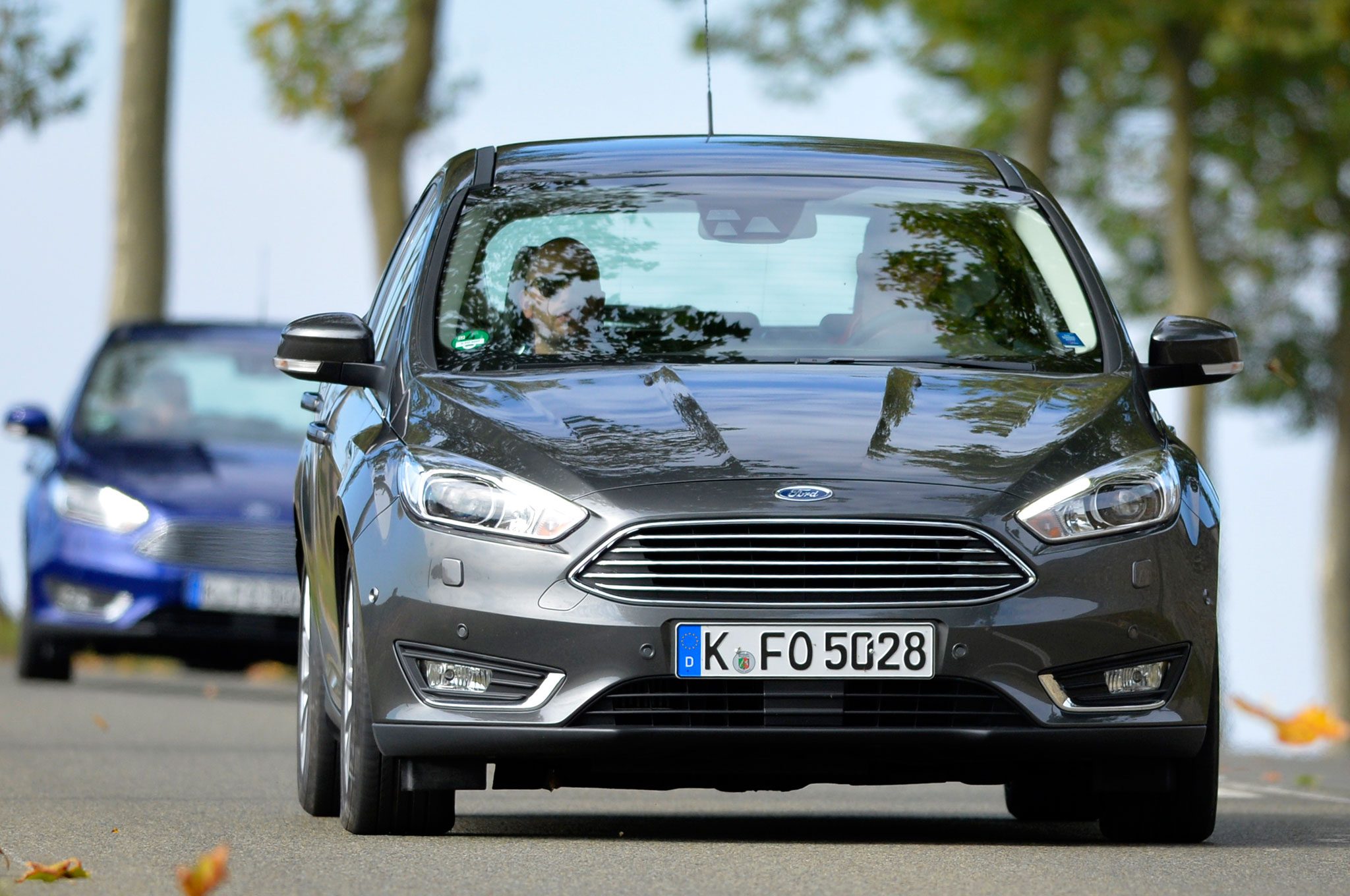 2015 Ford Focus 10 EcoBoost EuropeanSpec Review
