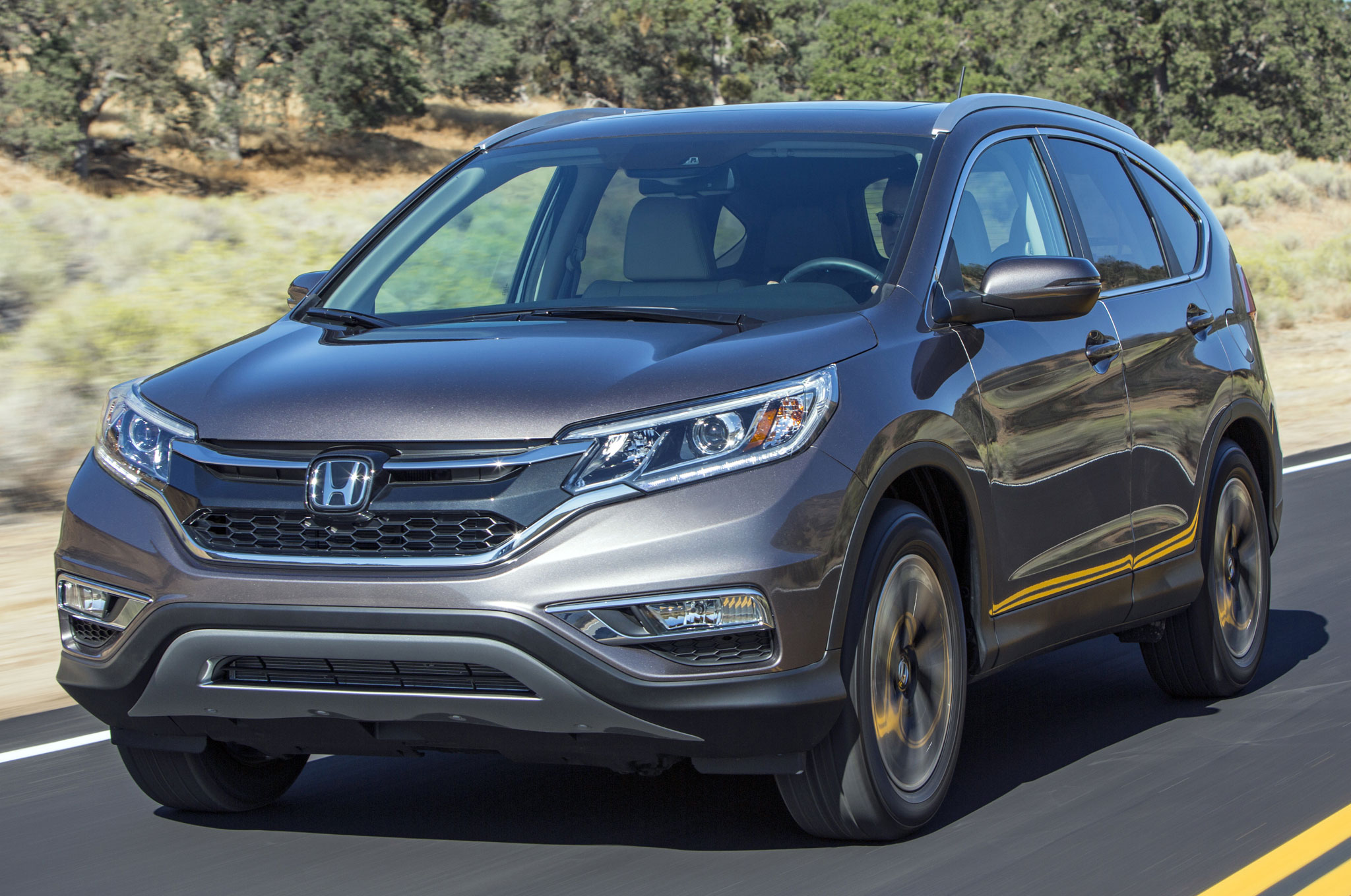 2015 honda cr v review