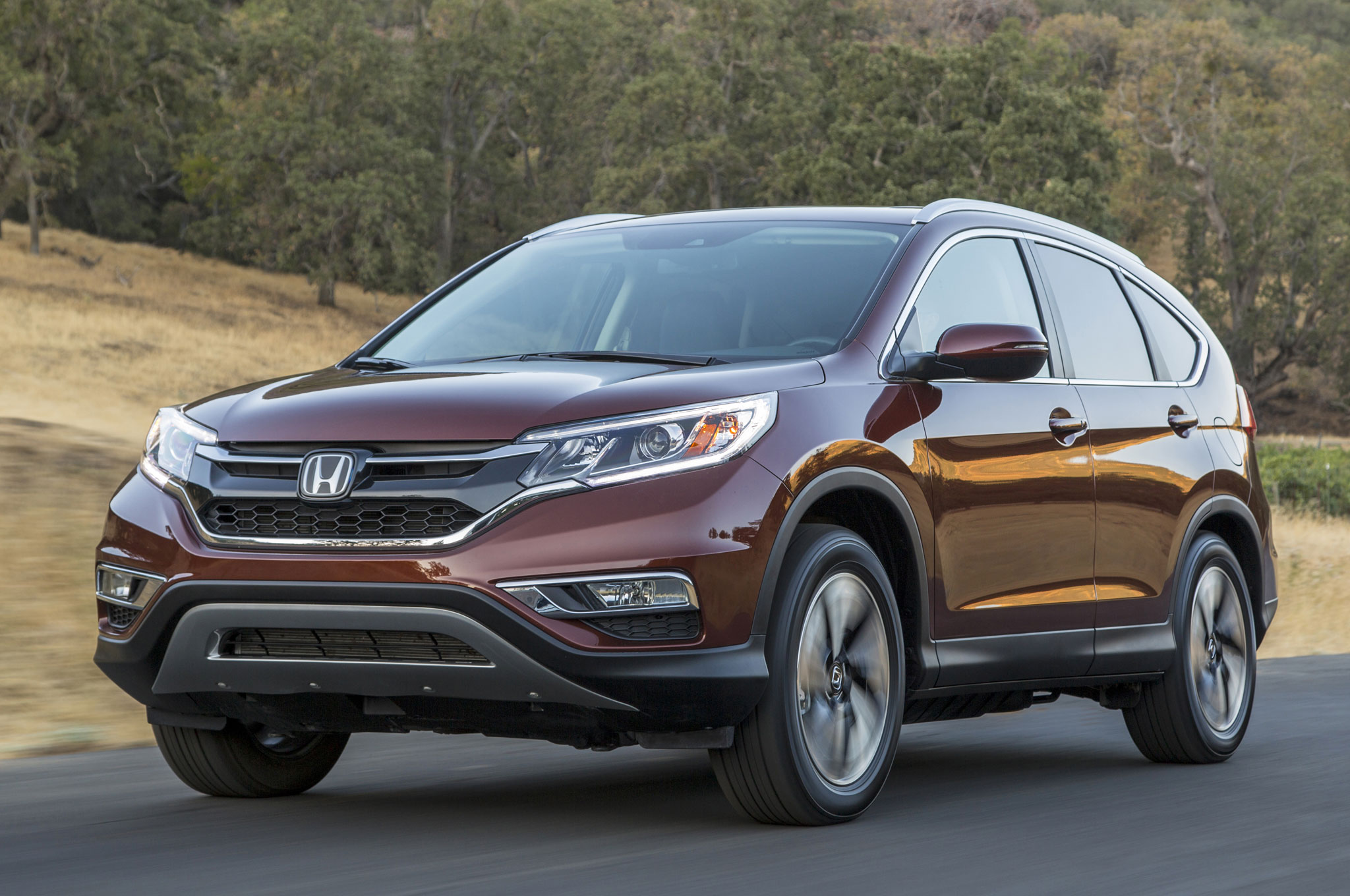 2015 honda cr v review for Honda crv competitors