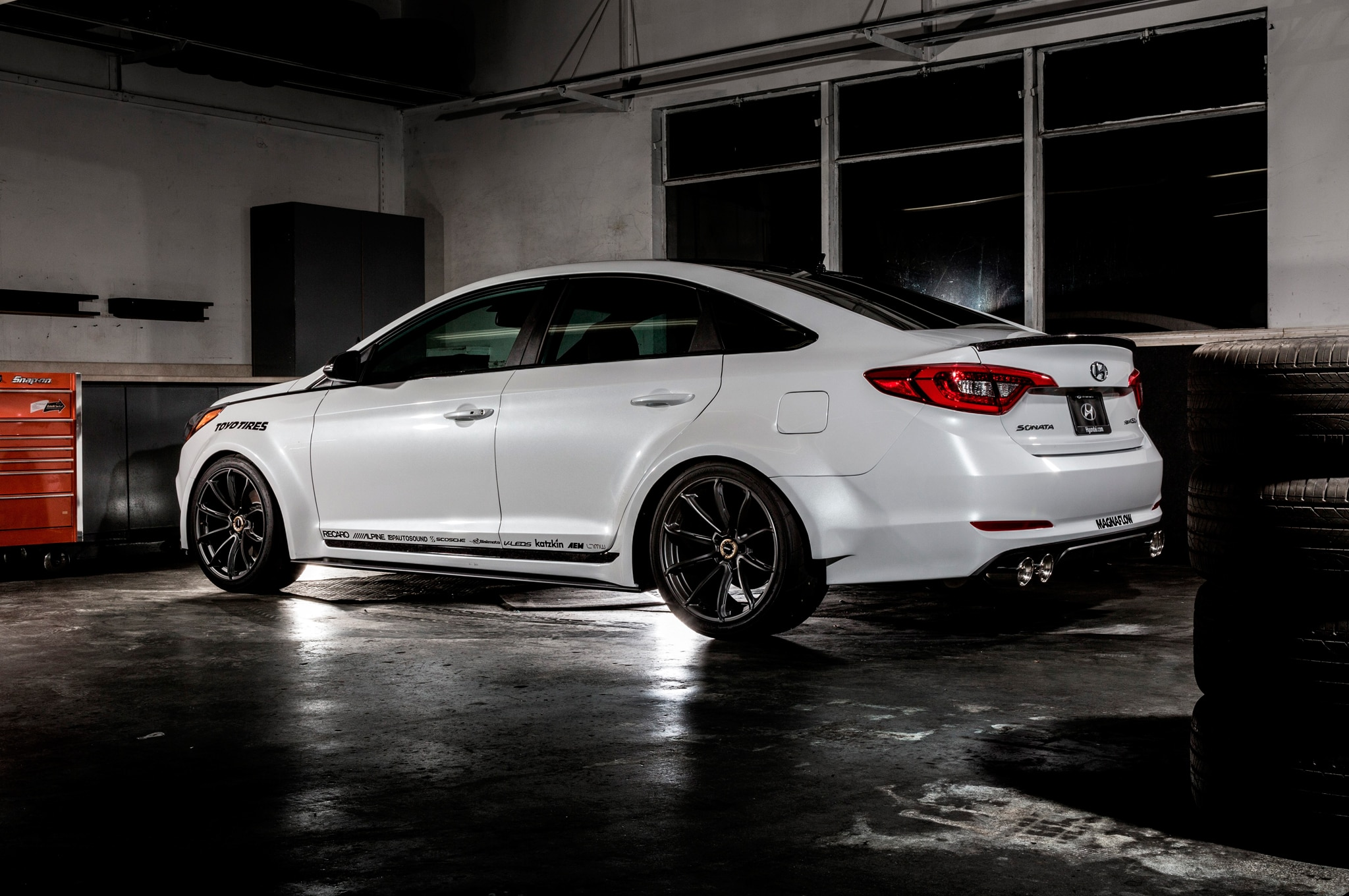 Jp Edition 2015 Hyundai Sonata Turbo Revealed For Sema