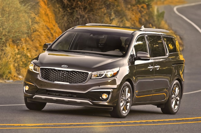 snowy kia it review road front the video buy side sedona fast on sxl