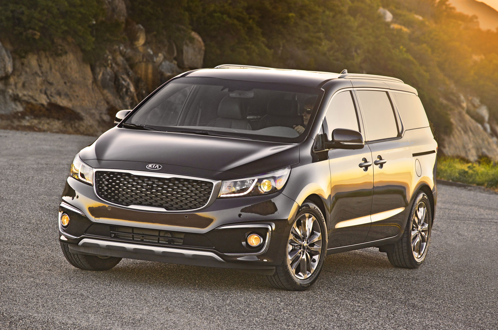 reviews kia com and autobytel driving impressions review sedona test road limited