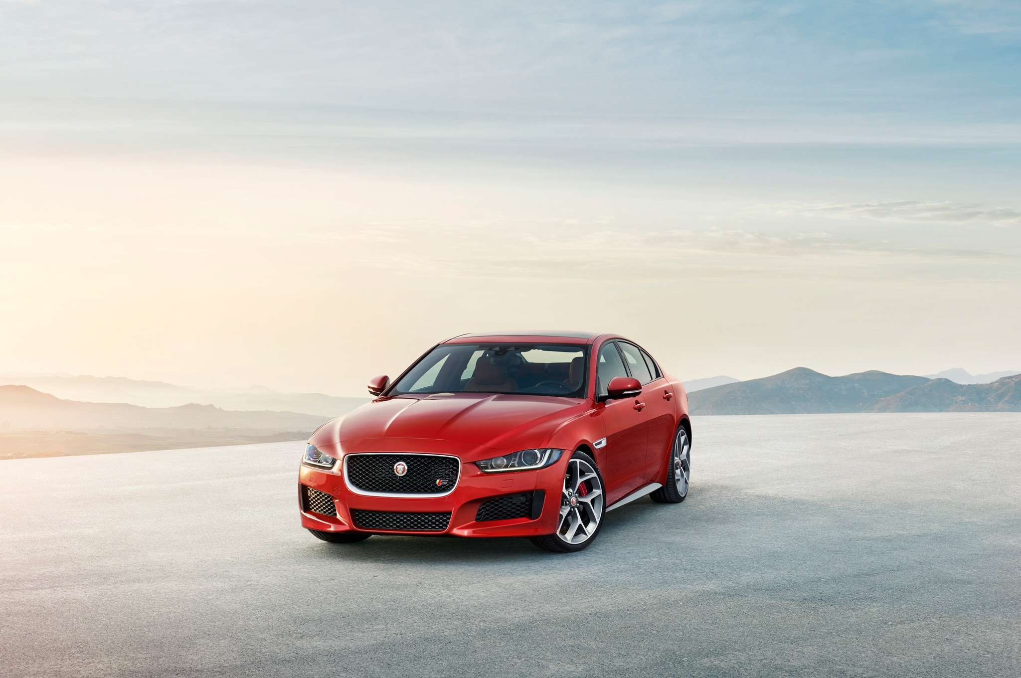 new release jaguar car2017 Jaguar XE First Look The Most Important Car in Jaguars History