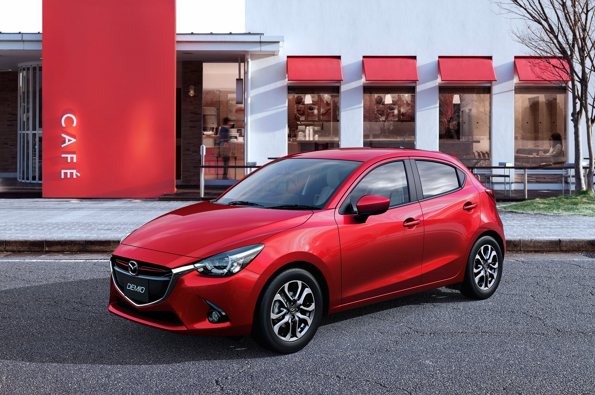 2016 mazda 2 production begins in mexico. Black Bedroom Furniture Sets. Home Design Ideas