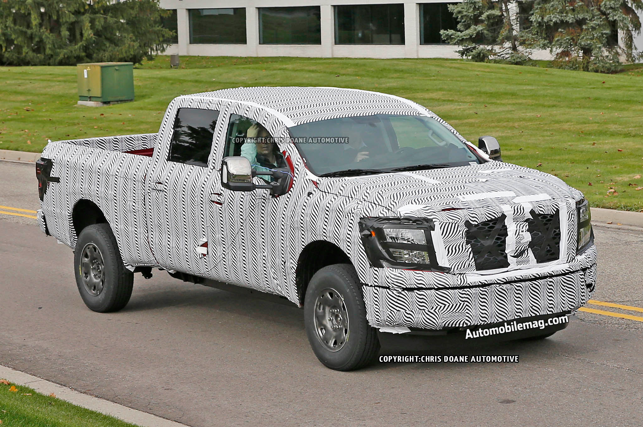 2016 Nissan Frontier PRO-4X Crew Cab 4WD V6 Review ...   2016 Frontier Prototype