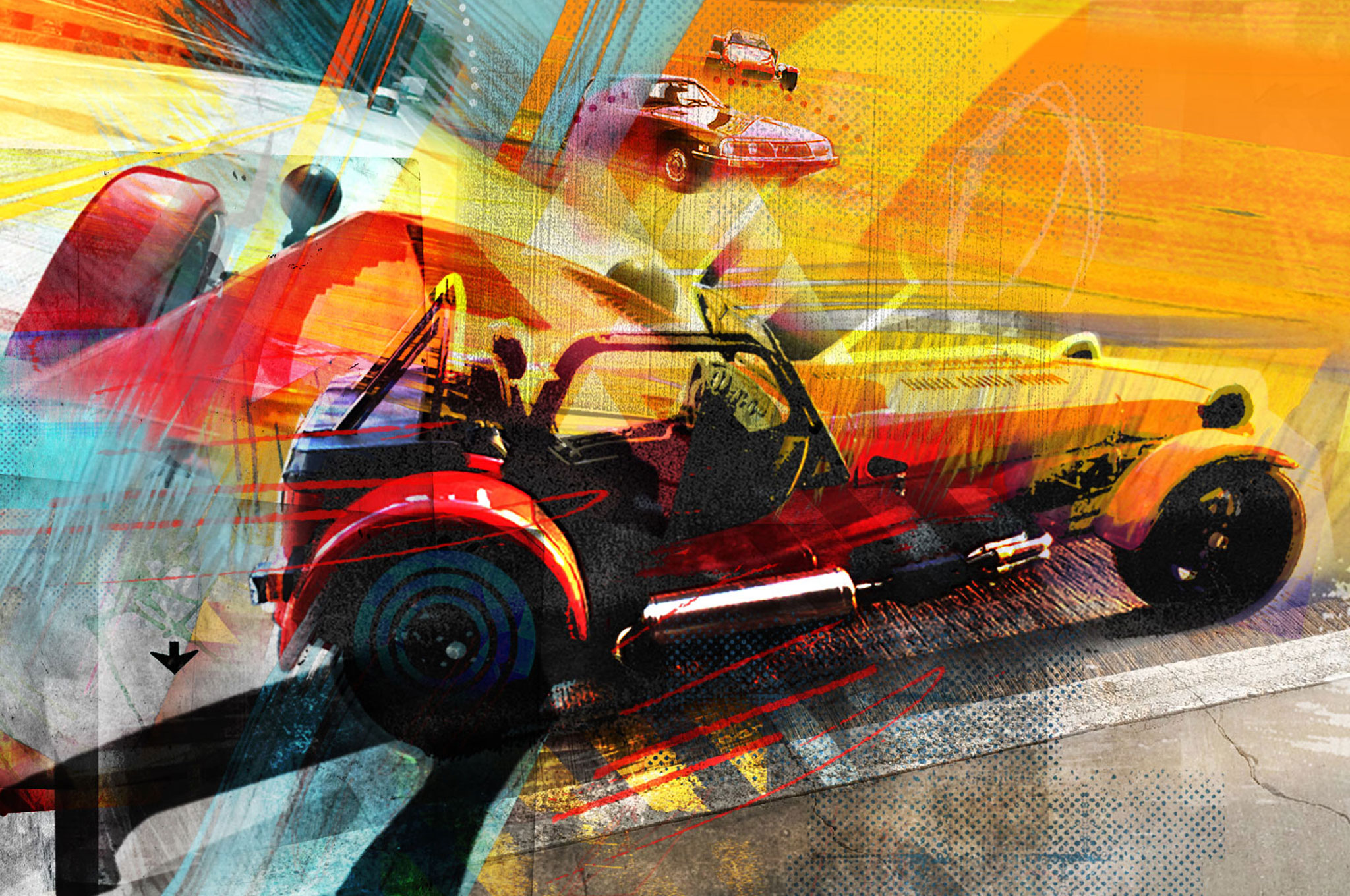 Noise Vibration Harshness Illustration Nov 2014
