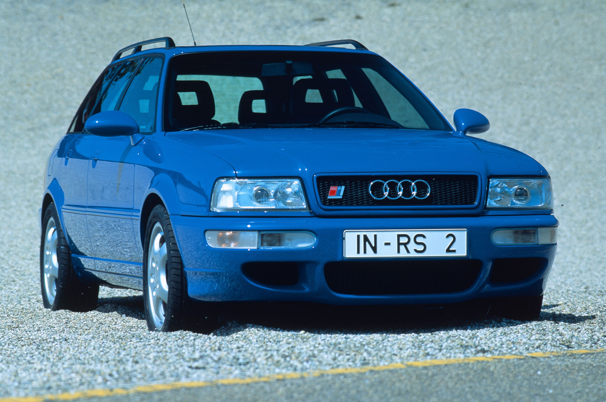 Audi Rs2 Avant One Of The First Hot Wagons