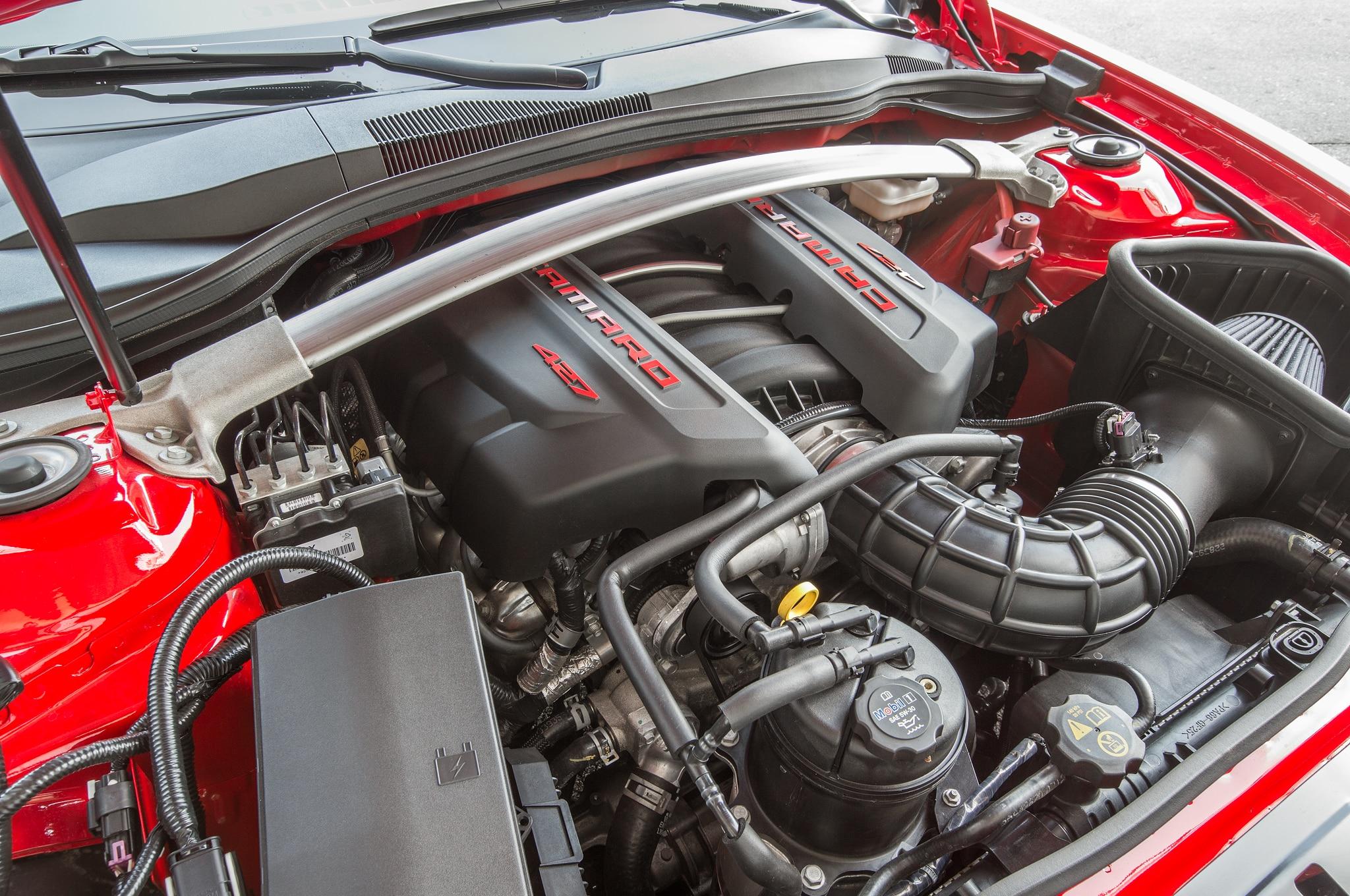 Chevrolet Camaro Z28 2015 AUTOMOBILE AllStar  Automobile Magazine