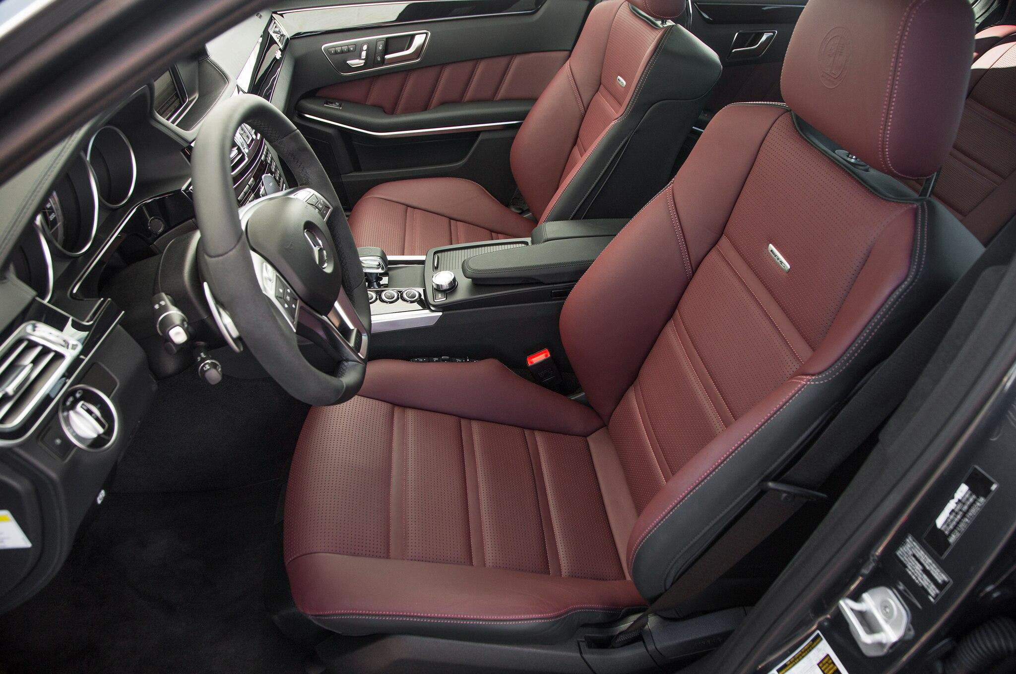 Interview mercedes benz wagon master joe stauble for Mercedes benz e350 interior
