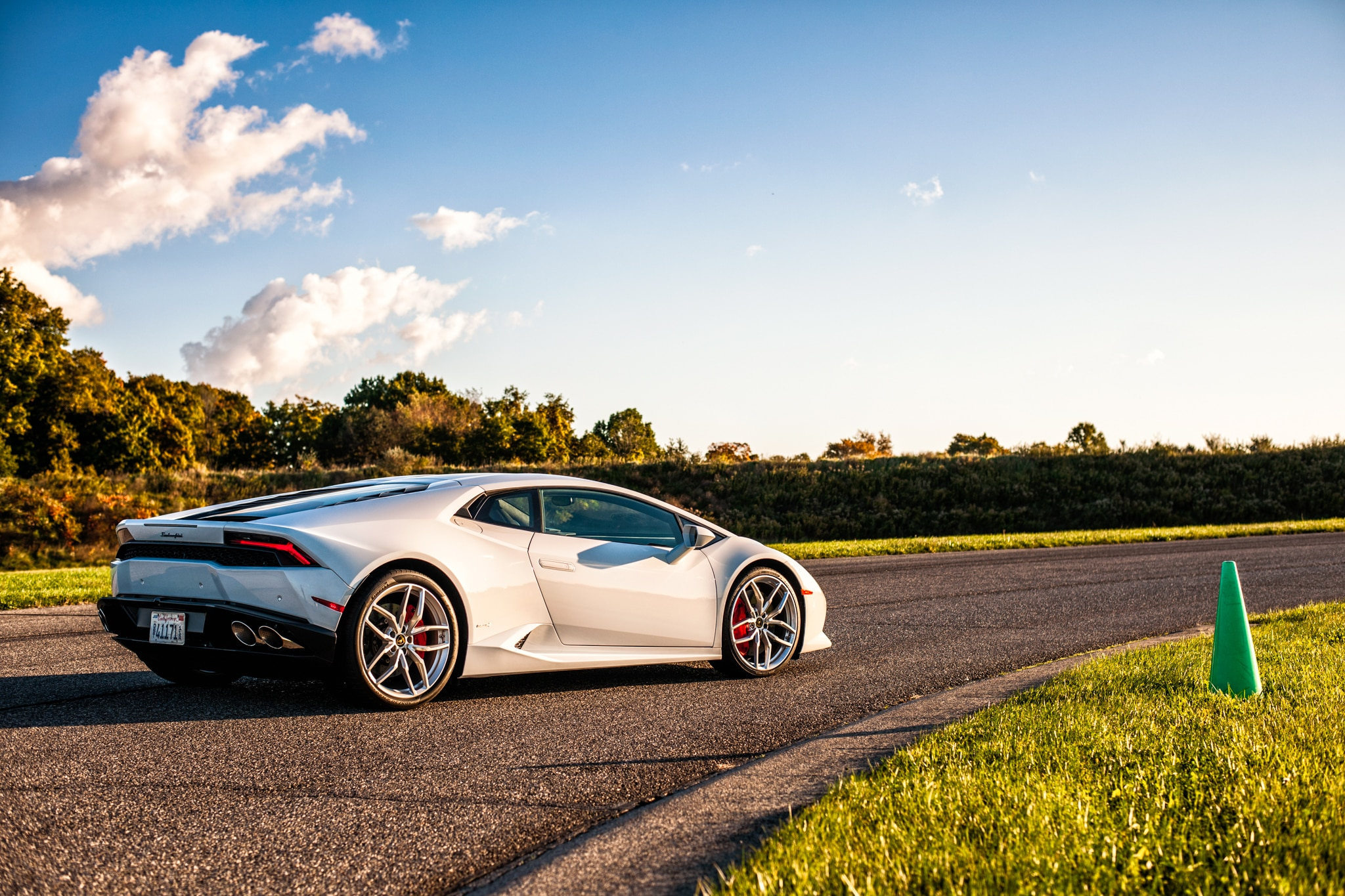 BMW I8 Mpg >> Lamborghini Huracán: 2015 AUTOMOBILE All-Star | Automobile ...