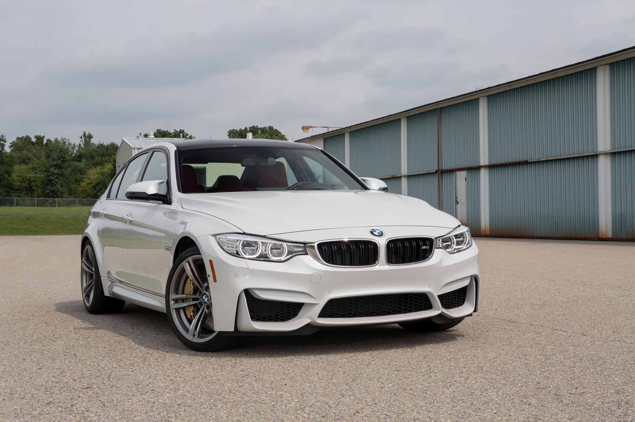 BMW M Around The Block - 2015 bmw m3 price