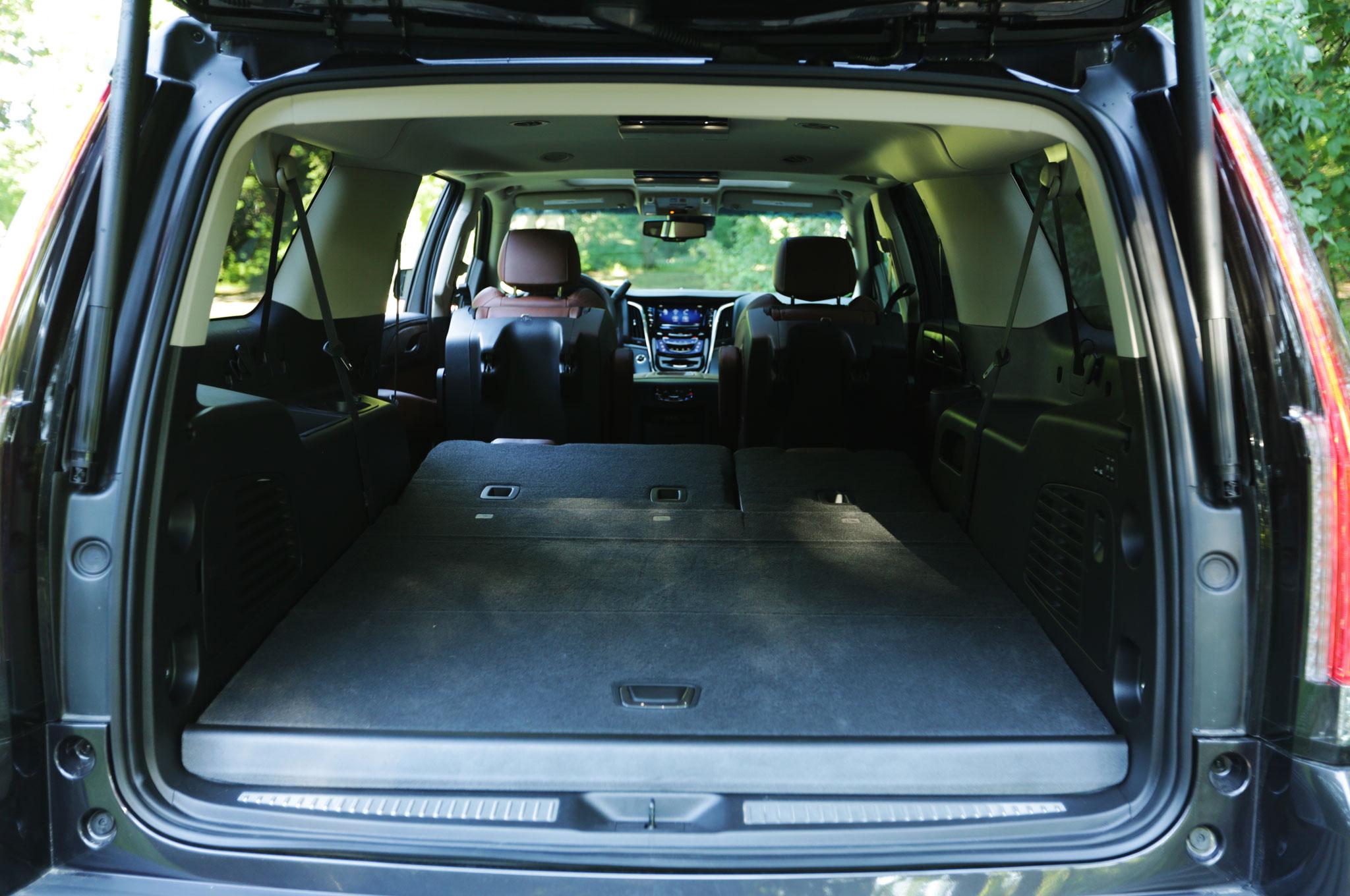 2015 Cadillac Escalade Esv Around The Block