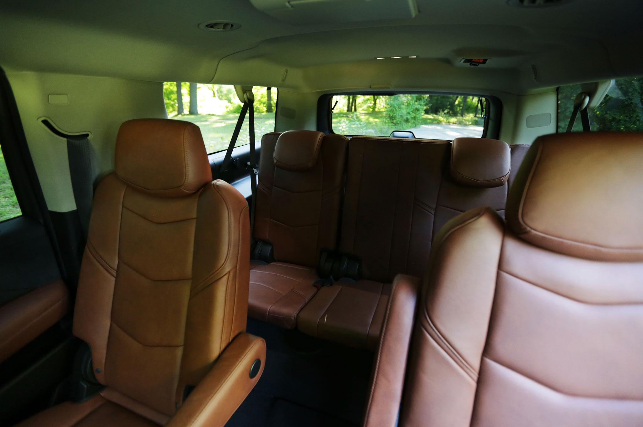 Cadillac Escalade Esv Rear Seats on Cadillac 4100 Engine Block