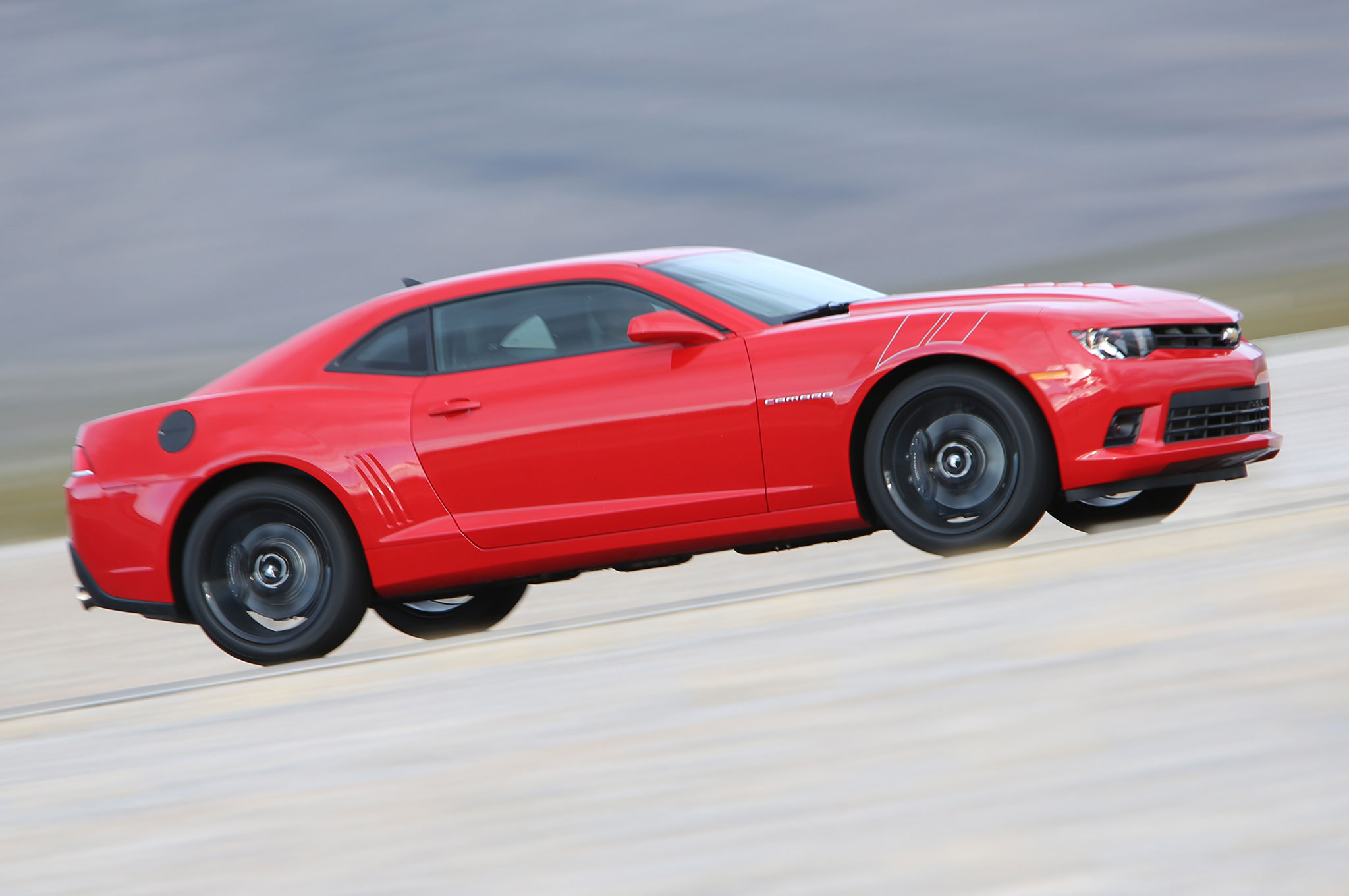 2015 Chevrolet Camaro Ss With Chevy Performance Parts Quick Drive