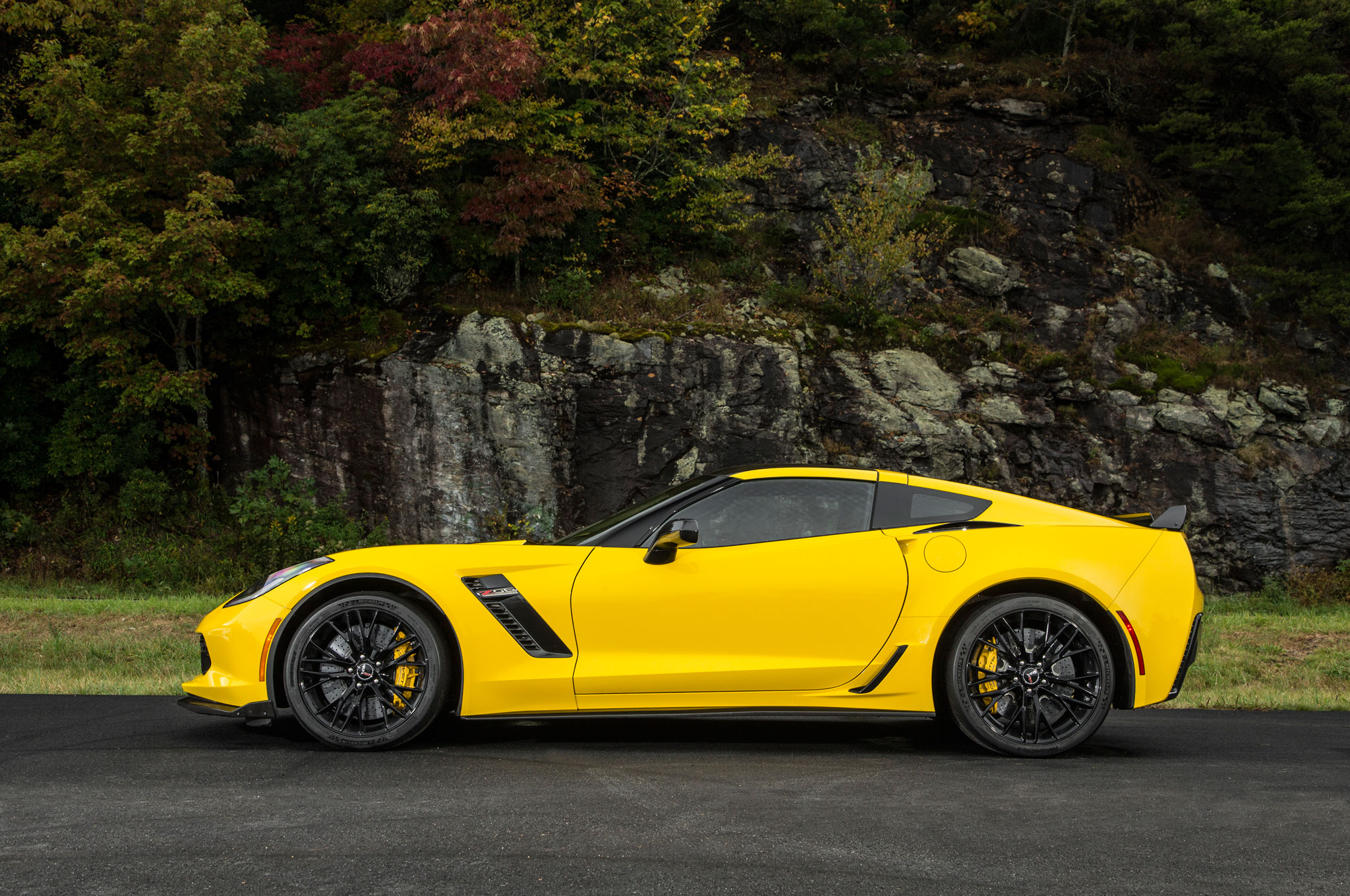 2015 Chevrolet Corvette Z06 Review.