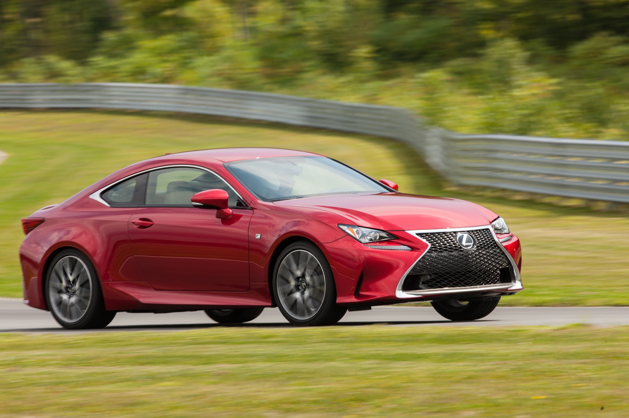 2015 lexus rc coupe priced from 43 715. Black Bedroom Furniture Sets. Home Design Ideas