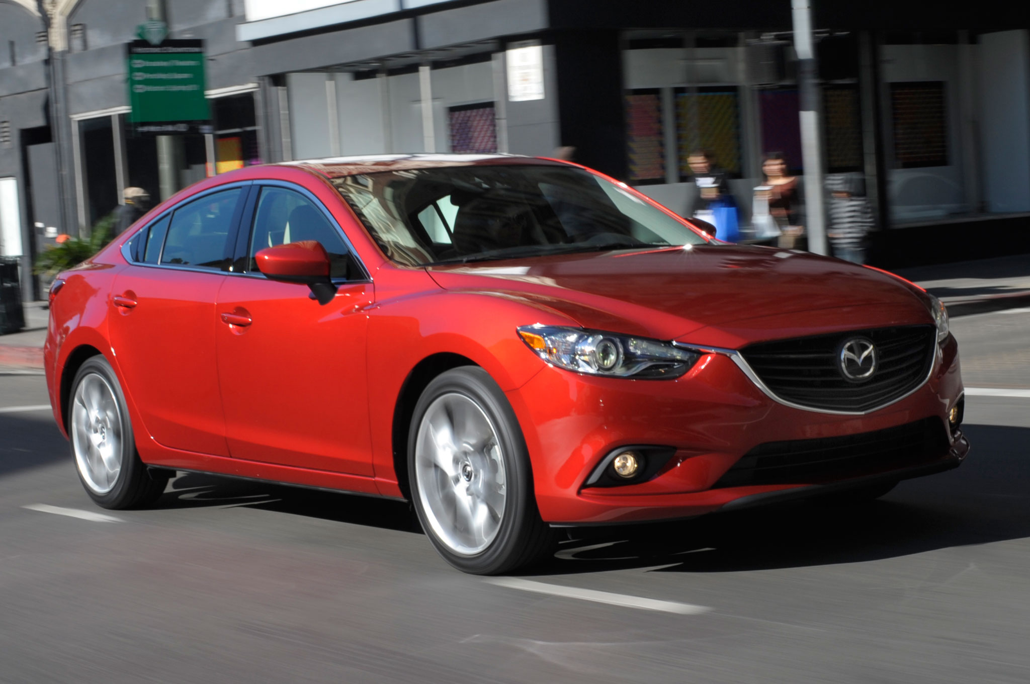 2014 2015 mazda 6 tpms recall affects nearly 100 000 cars. Black Bedroom Furniture Sets. Home Design Ideas