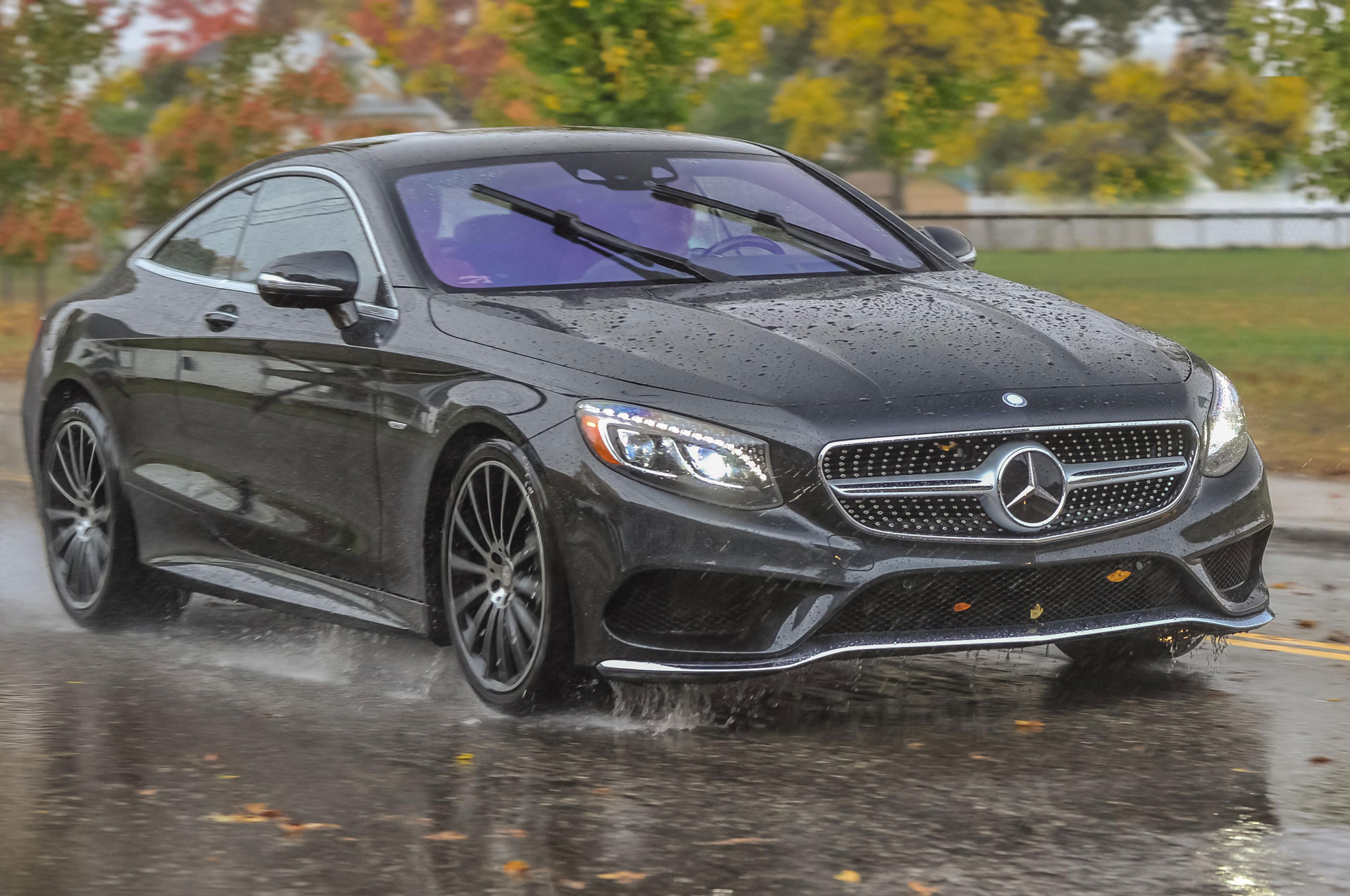 2015 design of the year mercedes benz s class coupe for Mercedes benz in