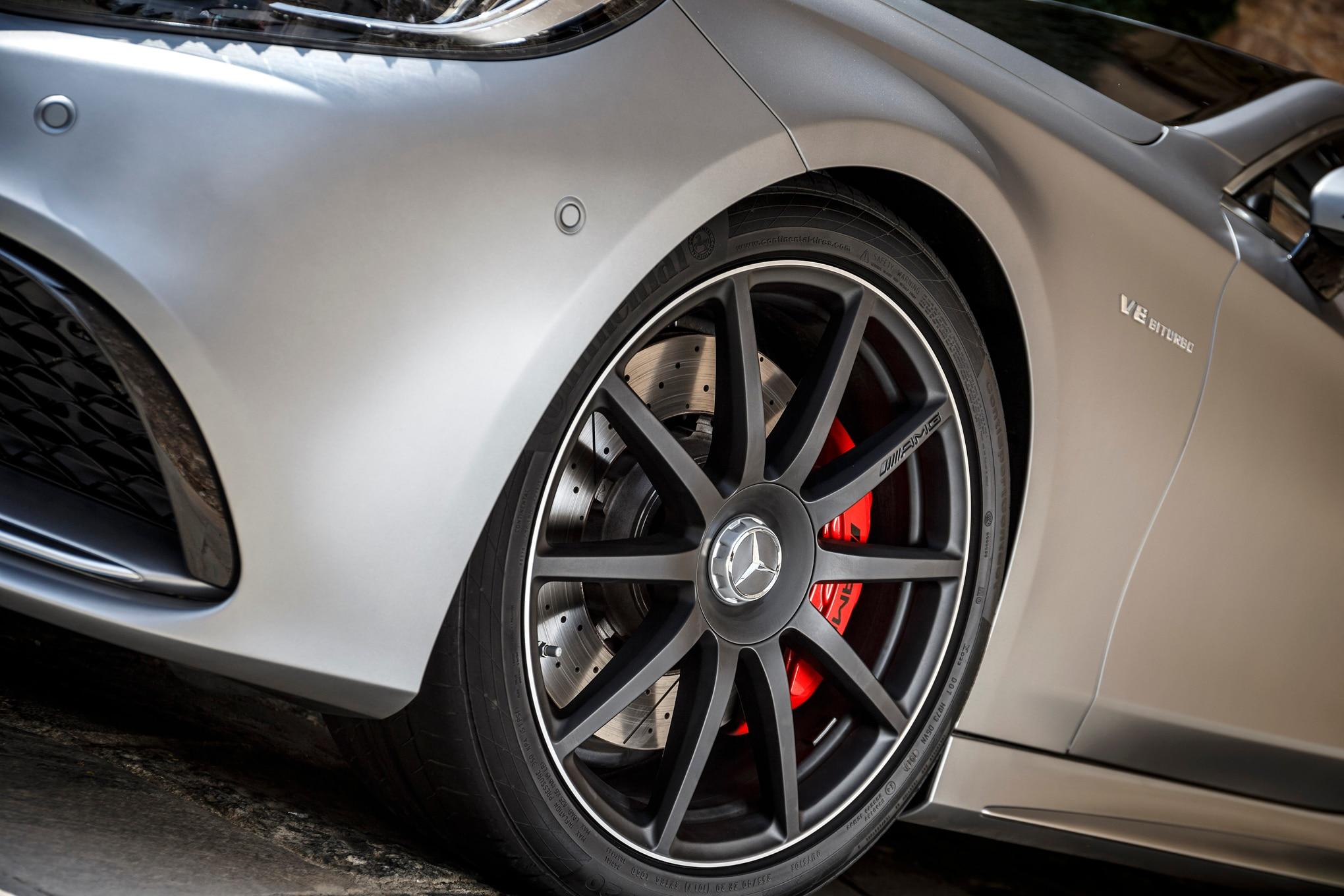 2015 MercedesBenz SClass Coupe Review