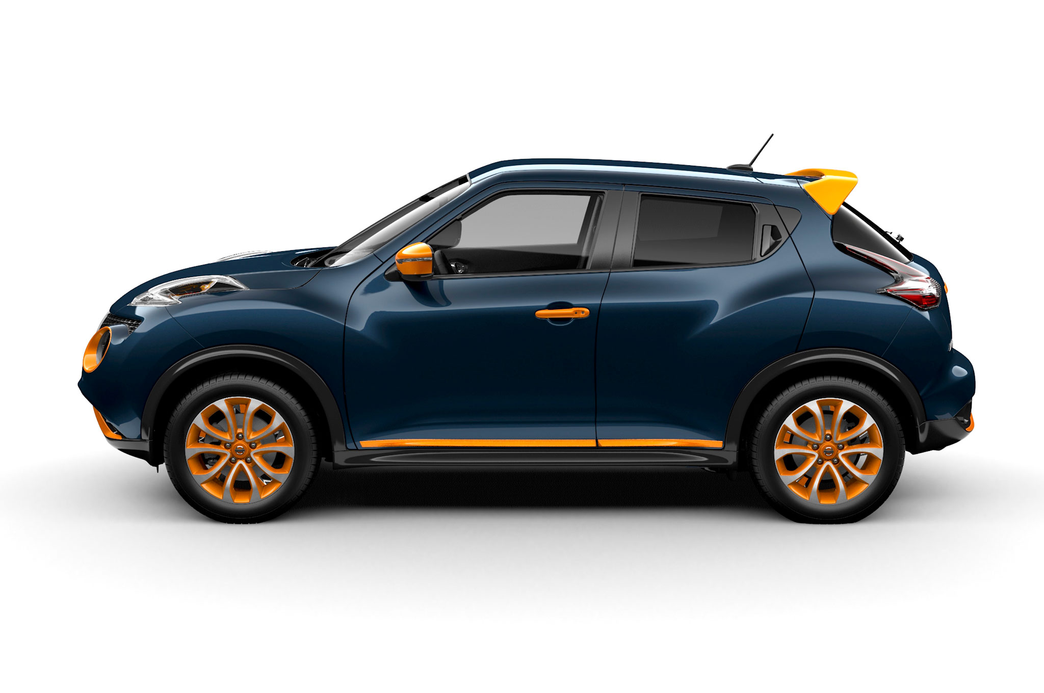 2015 nissan juke refresh arrives in l a with color. Black Bedroom Furniture Sets. Home Design Ideas