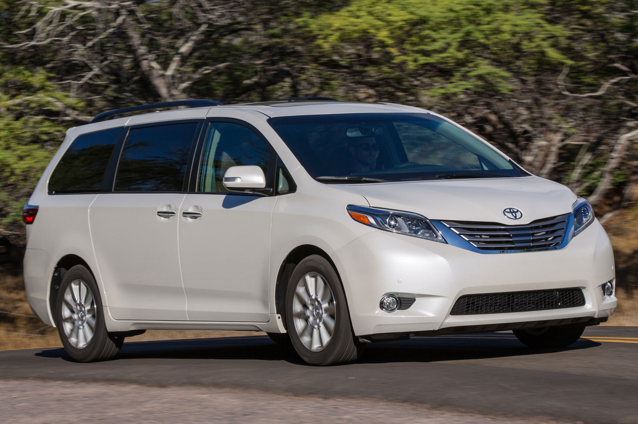 le whats l limited the and what s se xle difference toyota vs family sienna