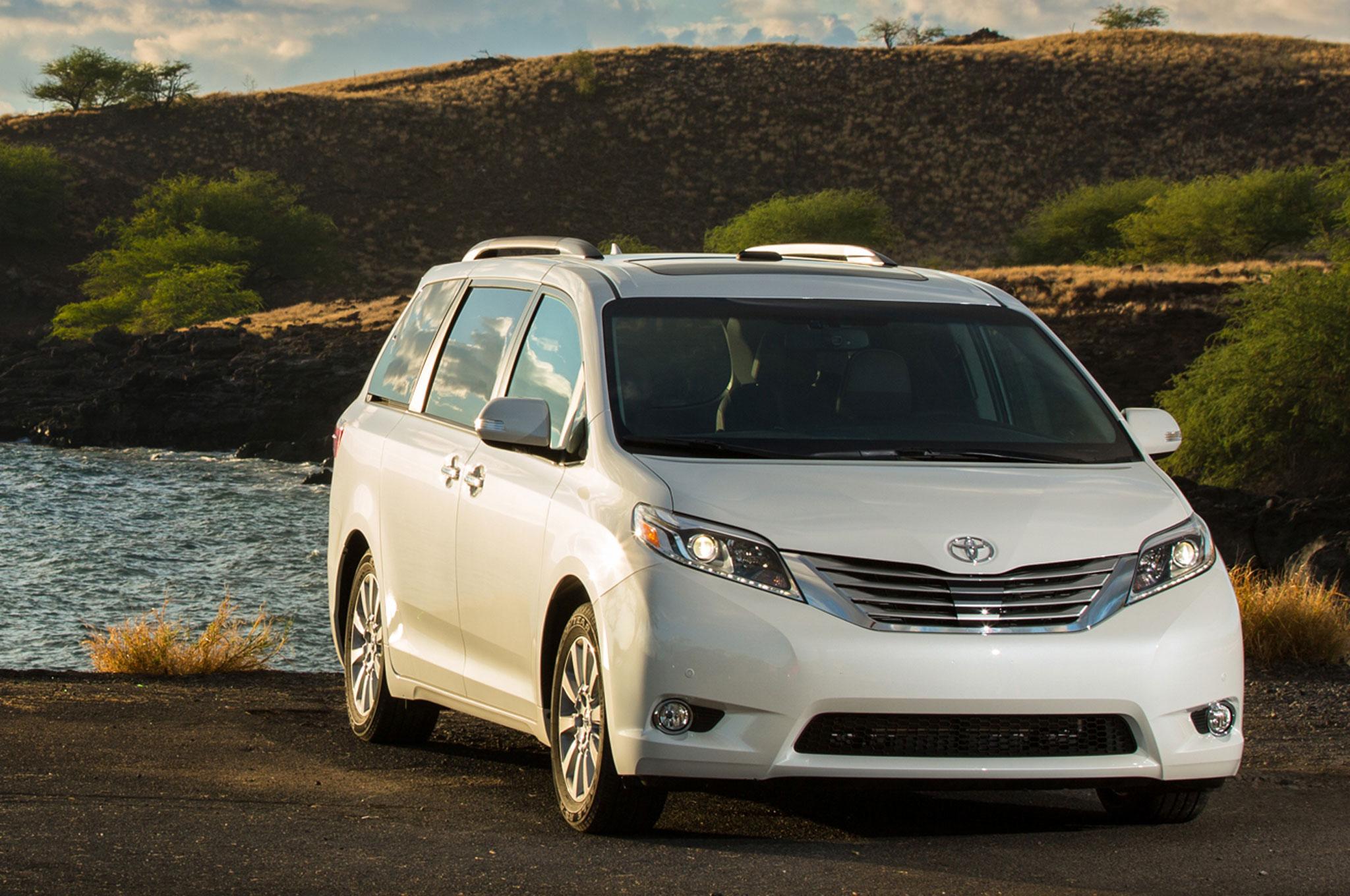 toyota news information conceptcarz com and sienna minivan