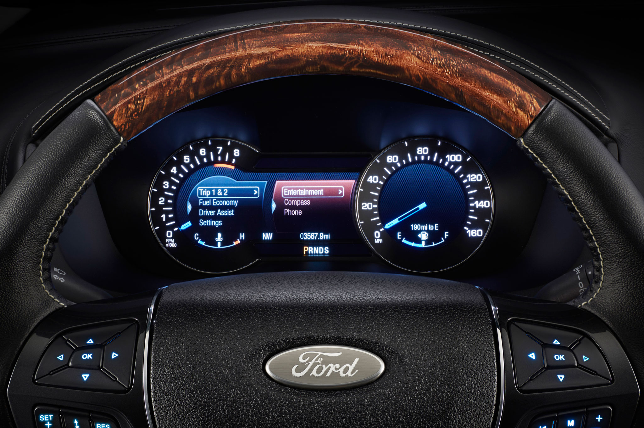 2016 Ford Explorer Adds Platinum Trim and New Engine for L ...