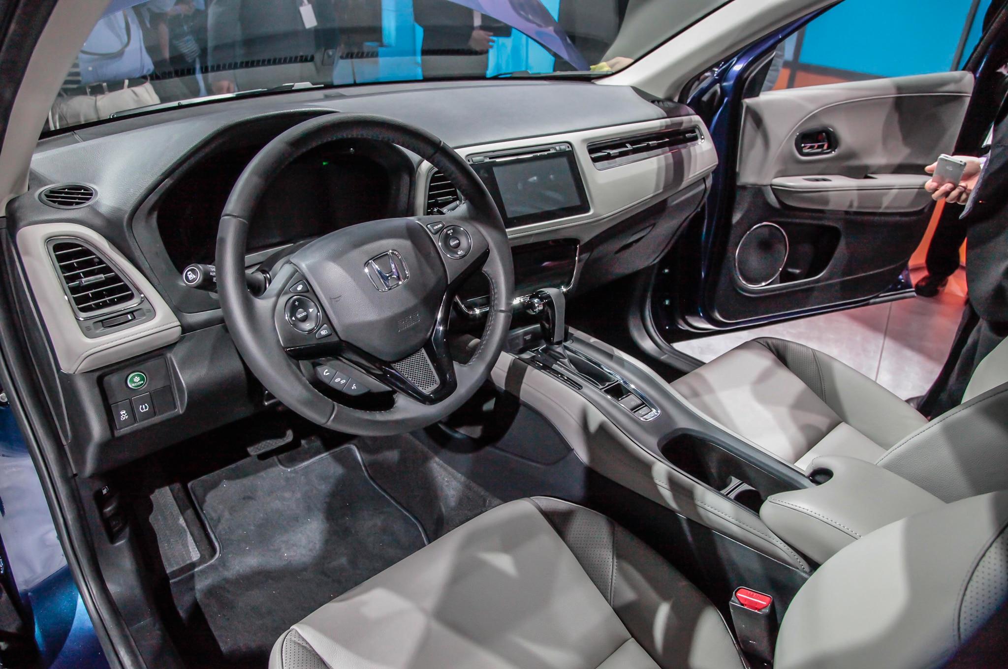 2016 Honda Hr V Uses Civic S 1 8 Liter Engine