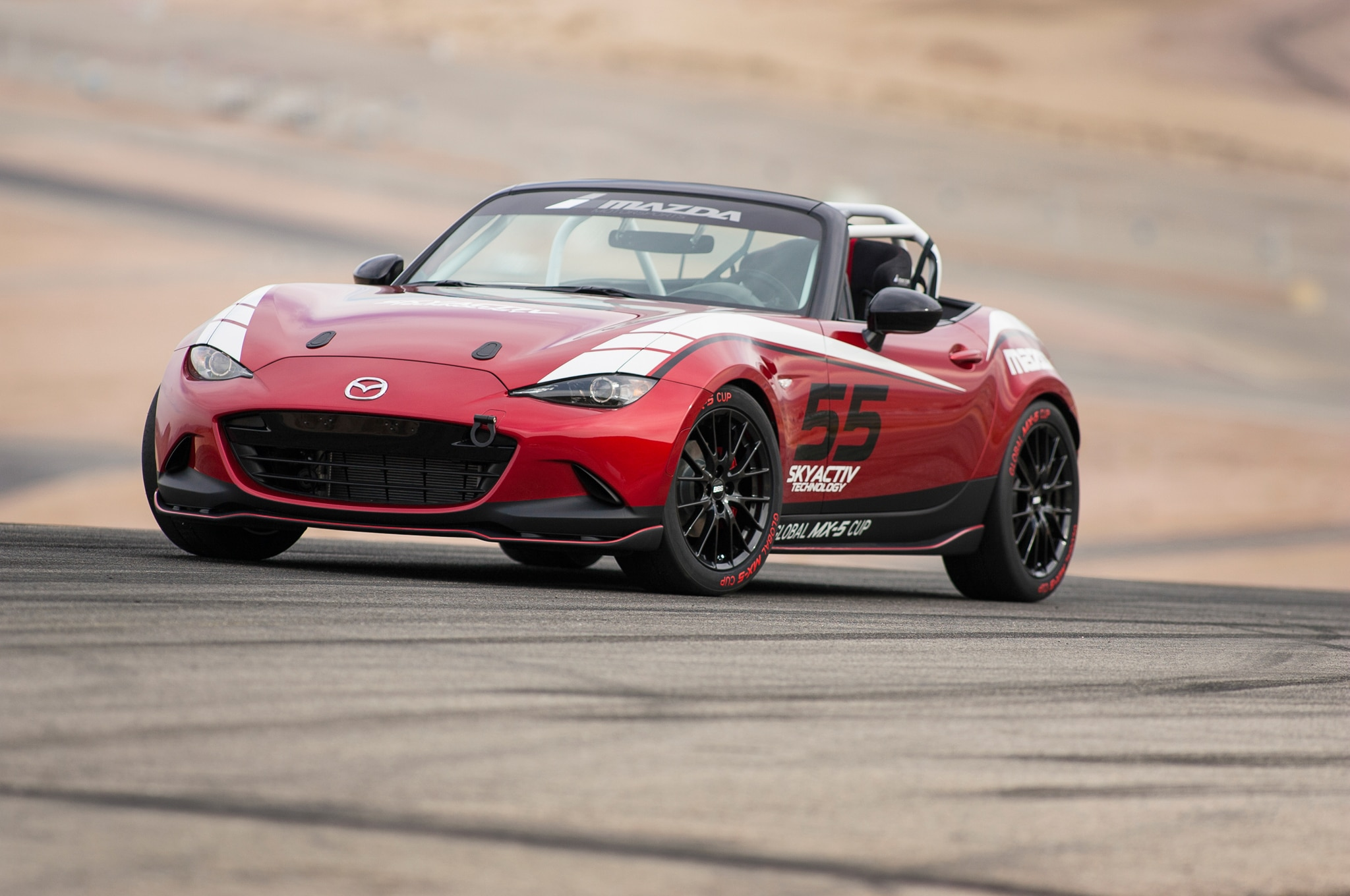 Mazda Global Mx Cup Racecar Previews One Make Race Series