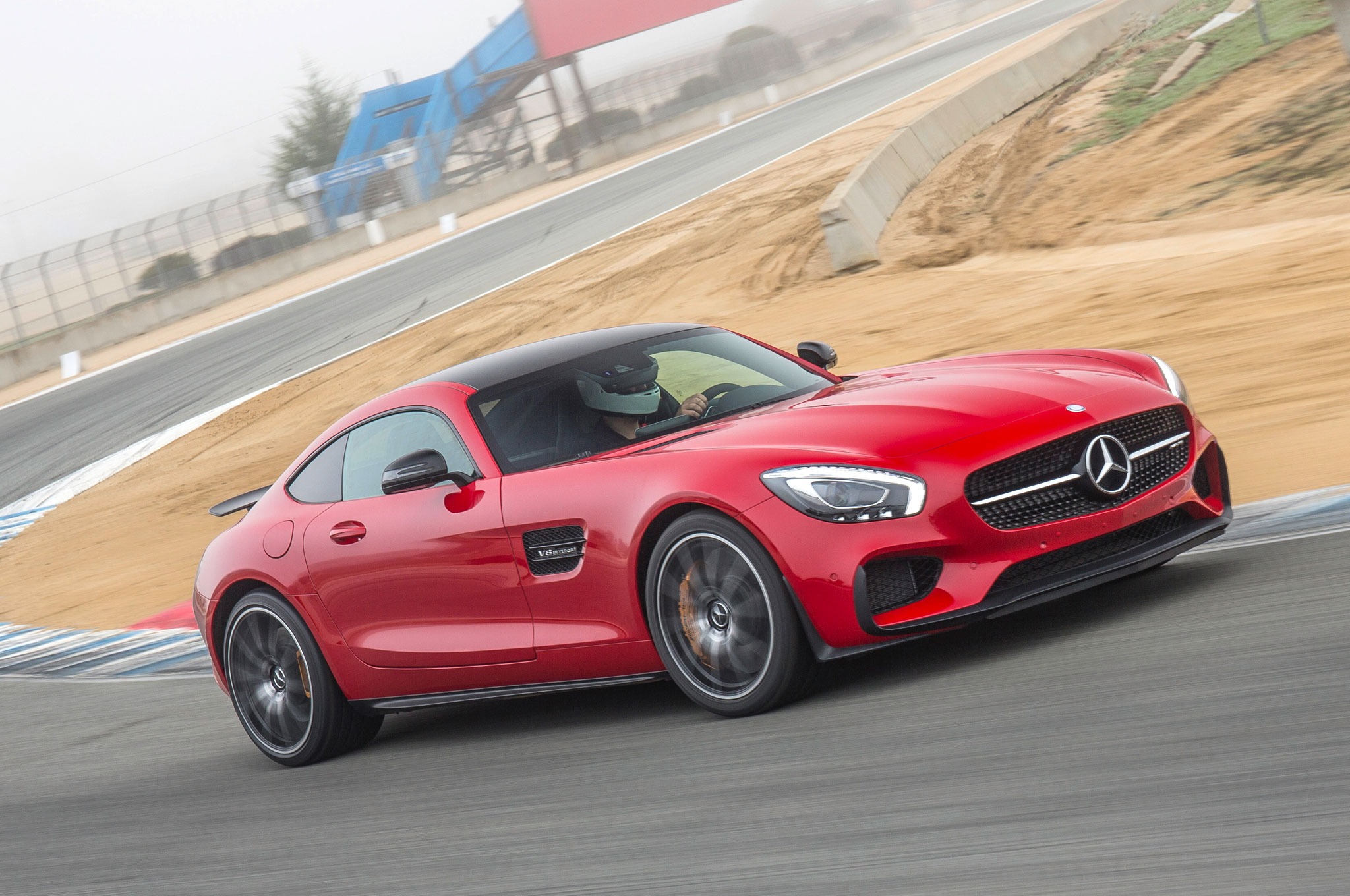 2016 MercedesAMG GT S Review