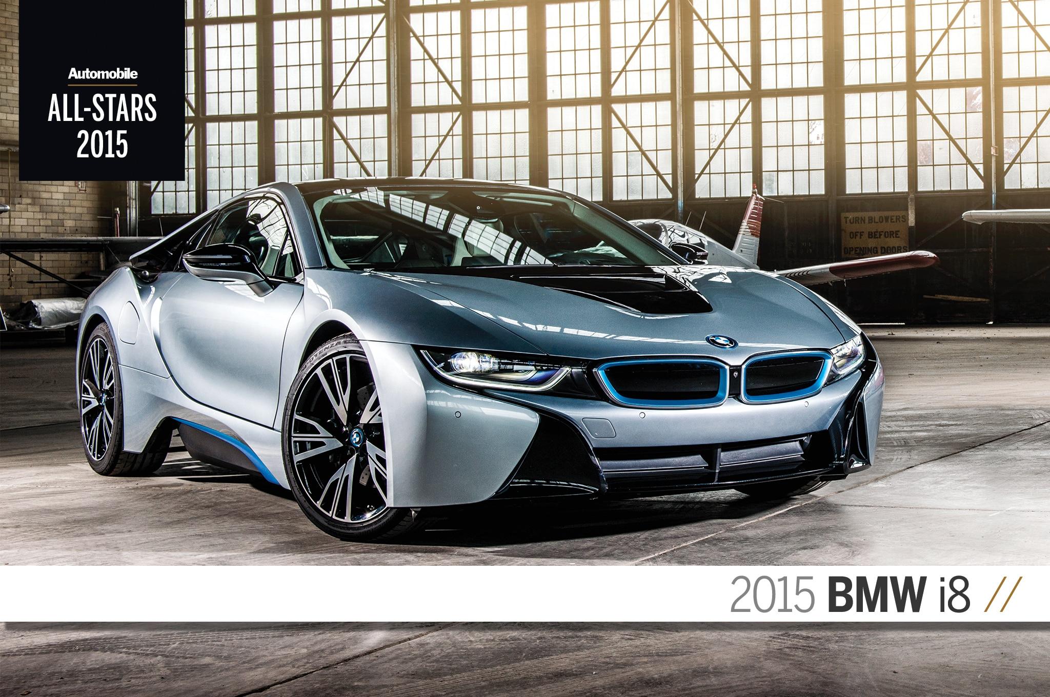 All Stars 2015 BMW I8 Final