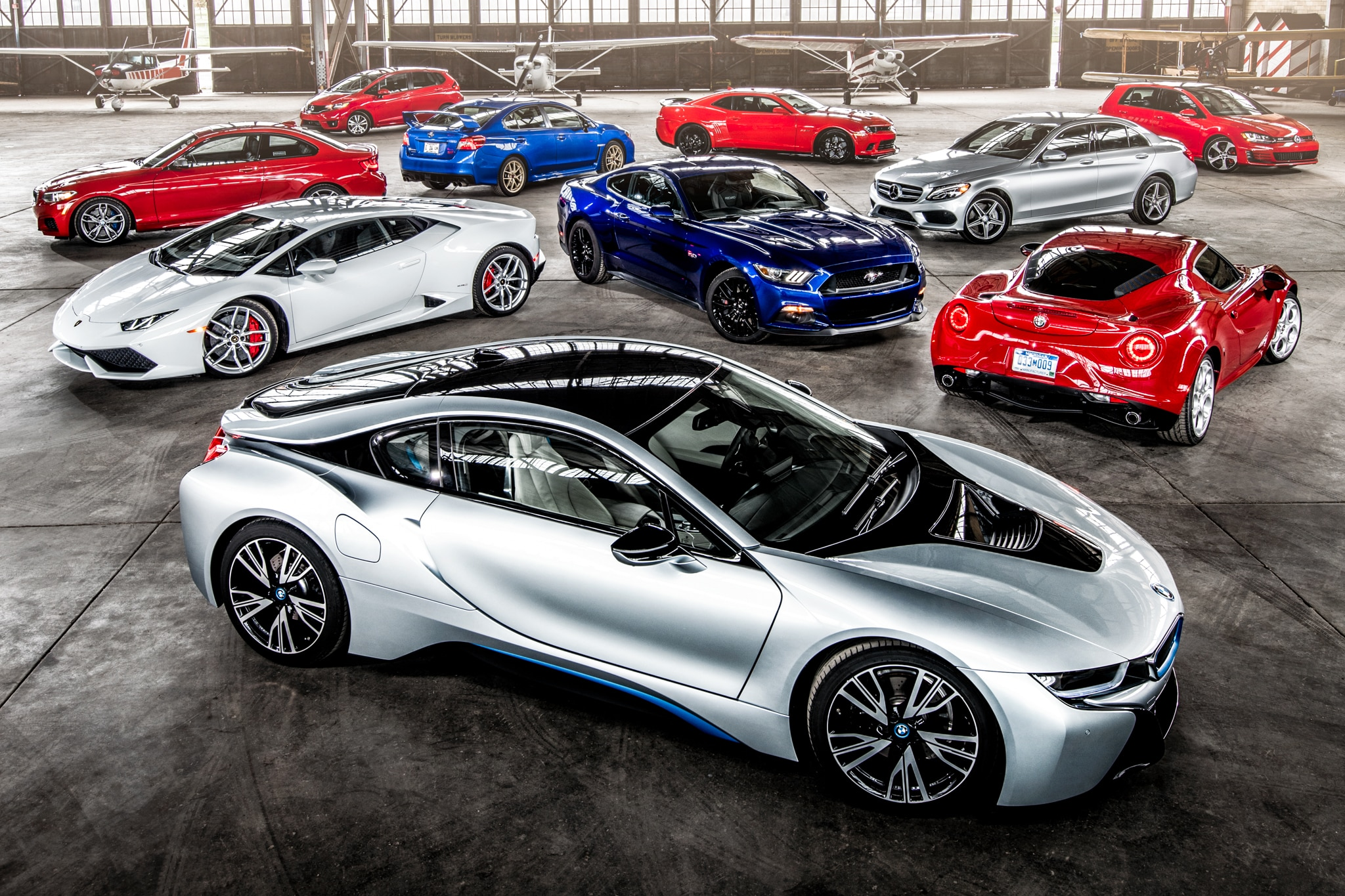 2015 AUTOMOBILE All-Stars