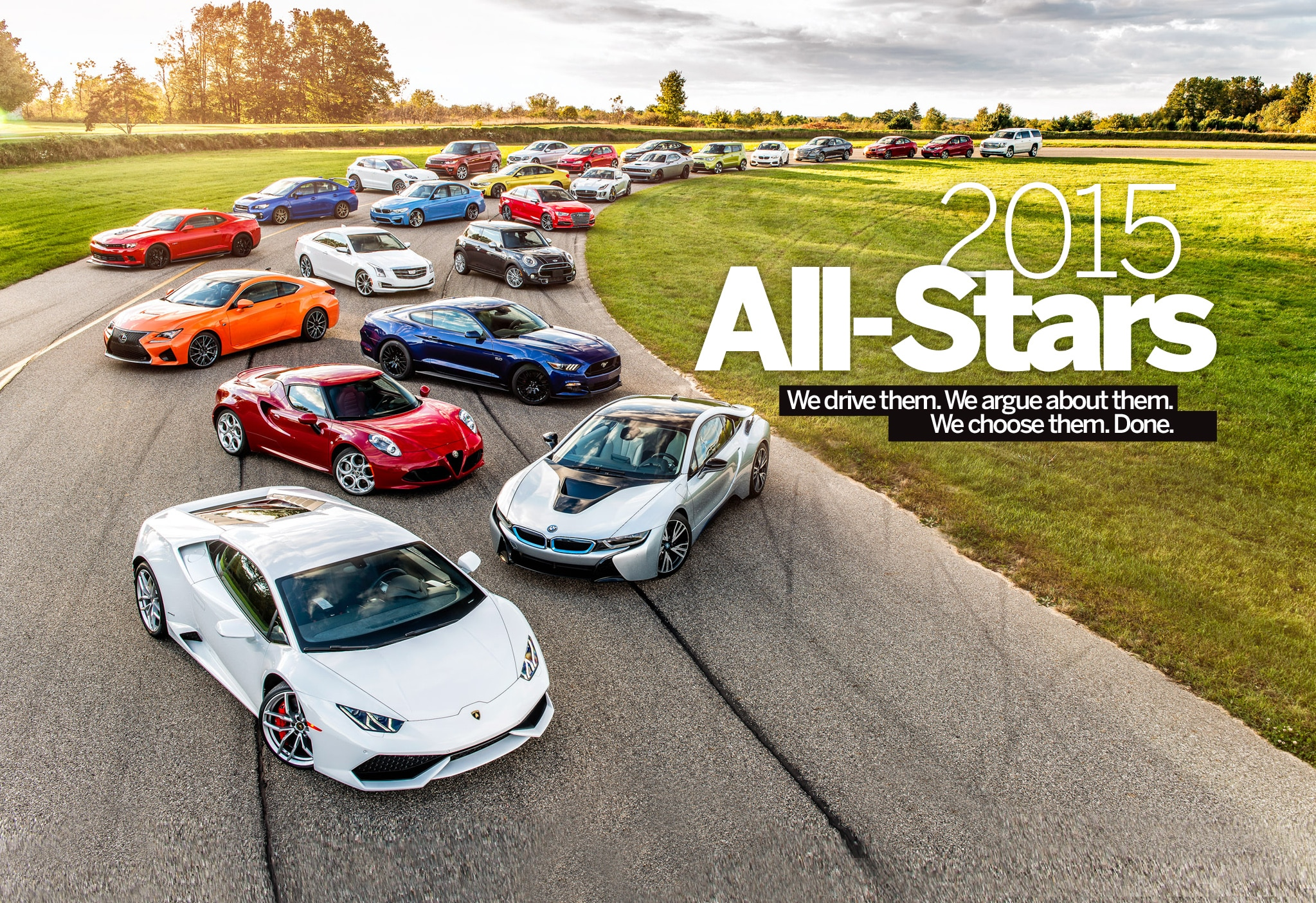 All Stars 2015 Lead