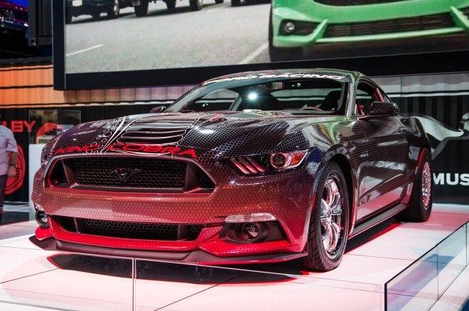 King Cobra Mustang GT Front Three Quarter View1 660x438