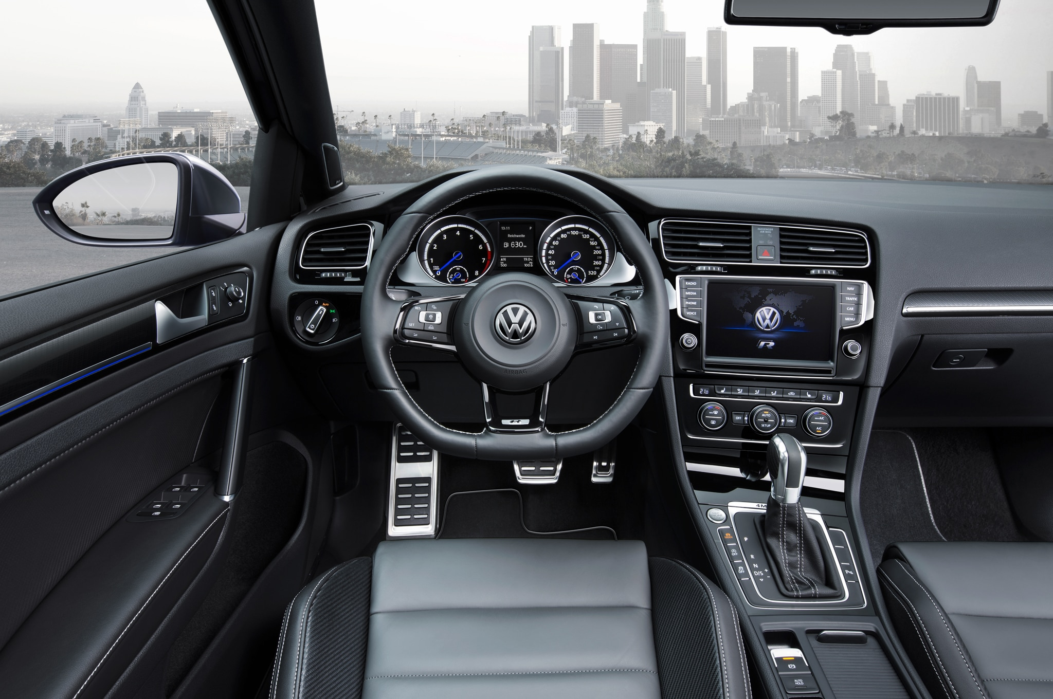 Volkswagen Teases U.S. with Golf R Wagon | {Auto cockpit vw 92}