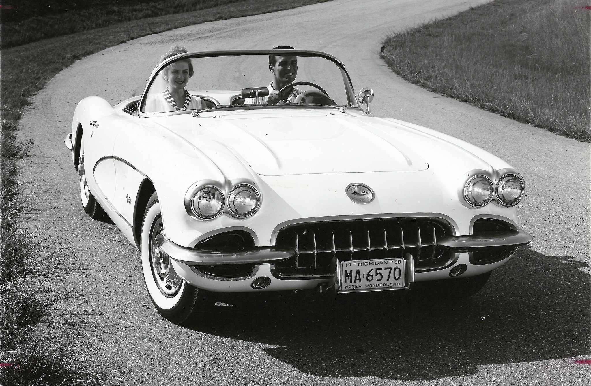 a history of the chevrolet corvette an american automobile History of the model chevrolet's corvette has become  chevrolet's corvette has become an icon of the american  more listings related to chevrolet corvette.