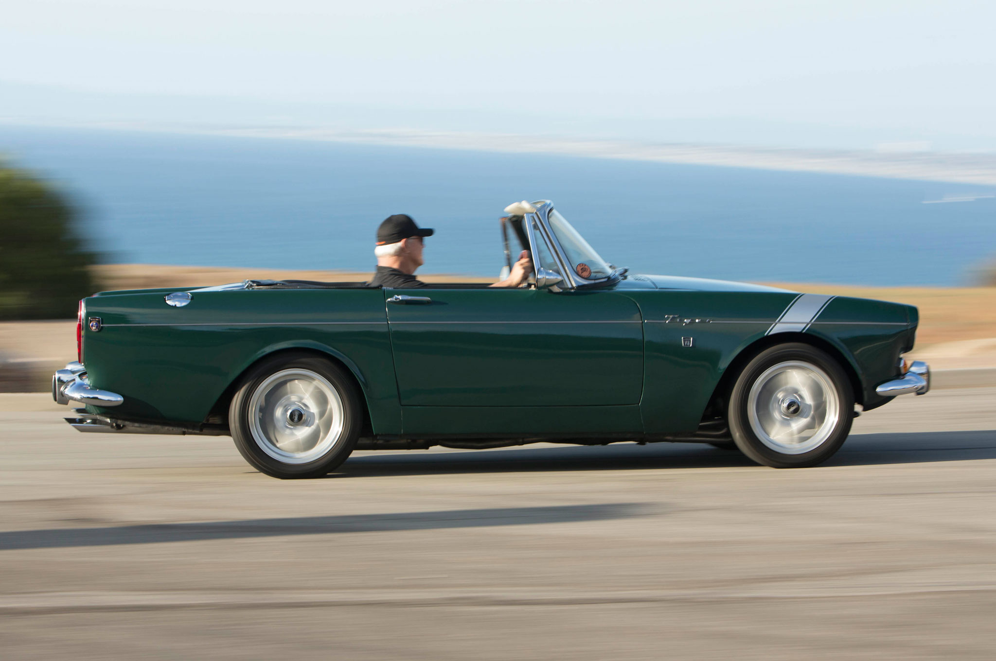 Collectible Classic: 1965-1967 Sunbeam Tiger