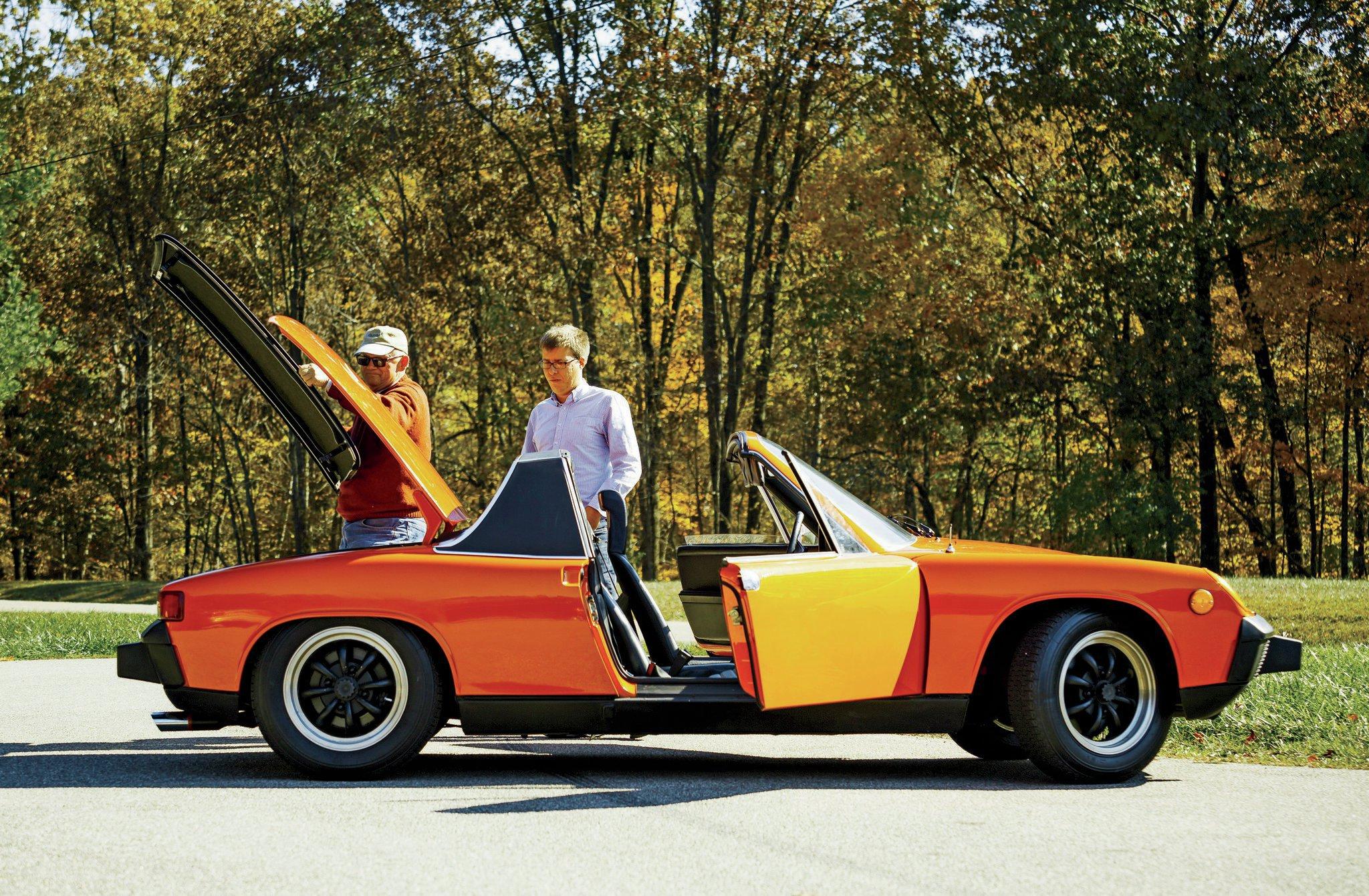 Collectible Classic 1970 1976 Porsche 914