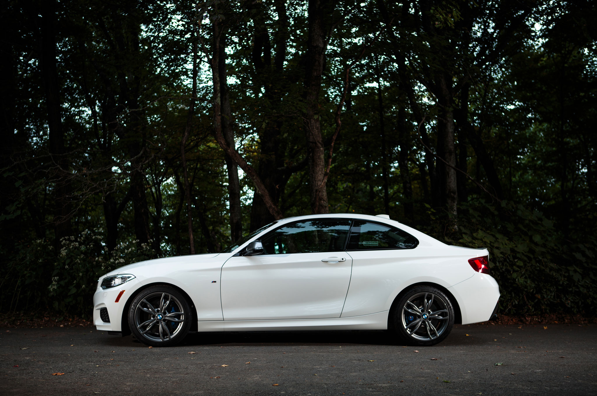 BMW Mi Four Seasons Introduction - 2014 bmw m235i