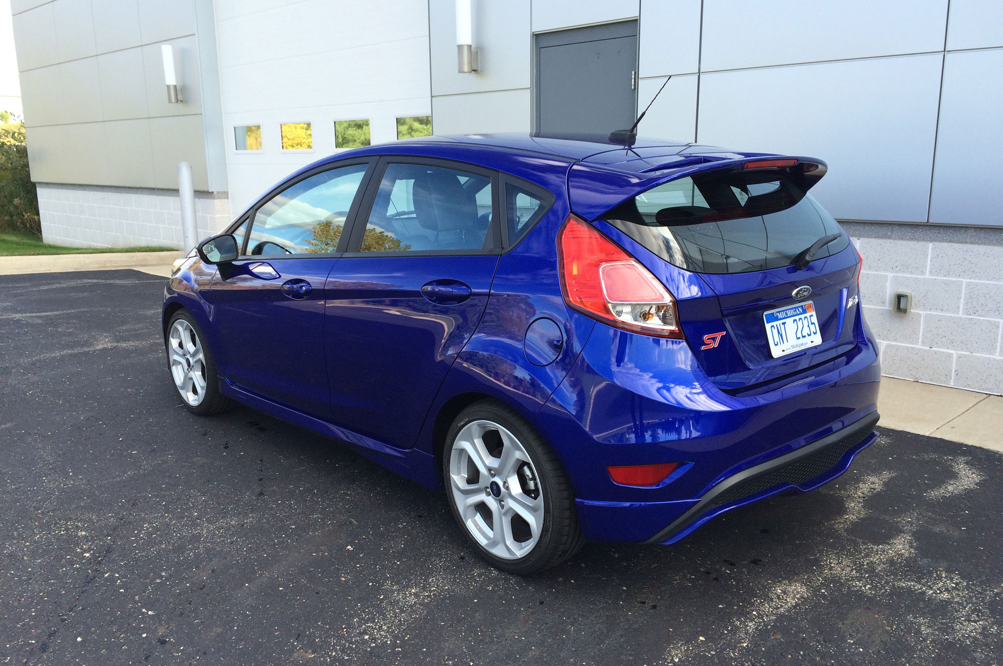 2014 ford fiesta st a fresh perspective. Black Bedroom Furniture Sets. Home Design Ideas