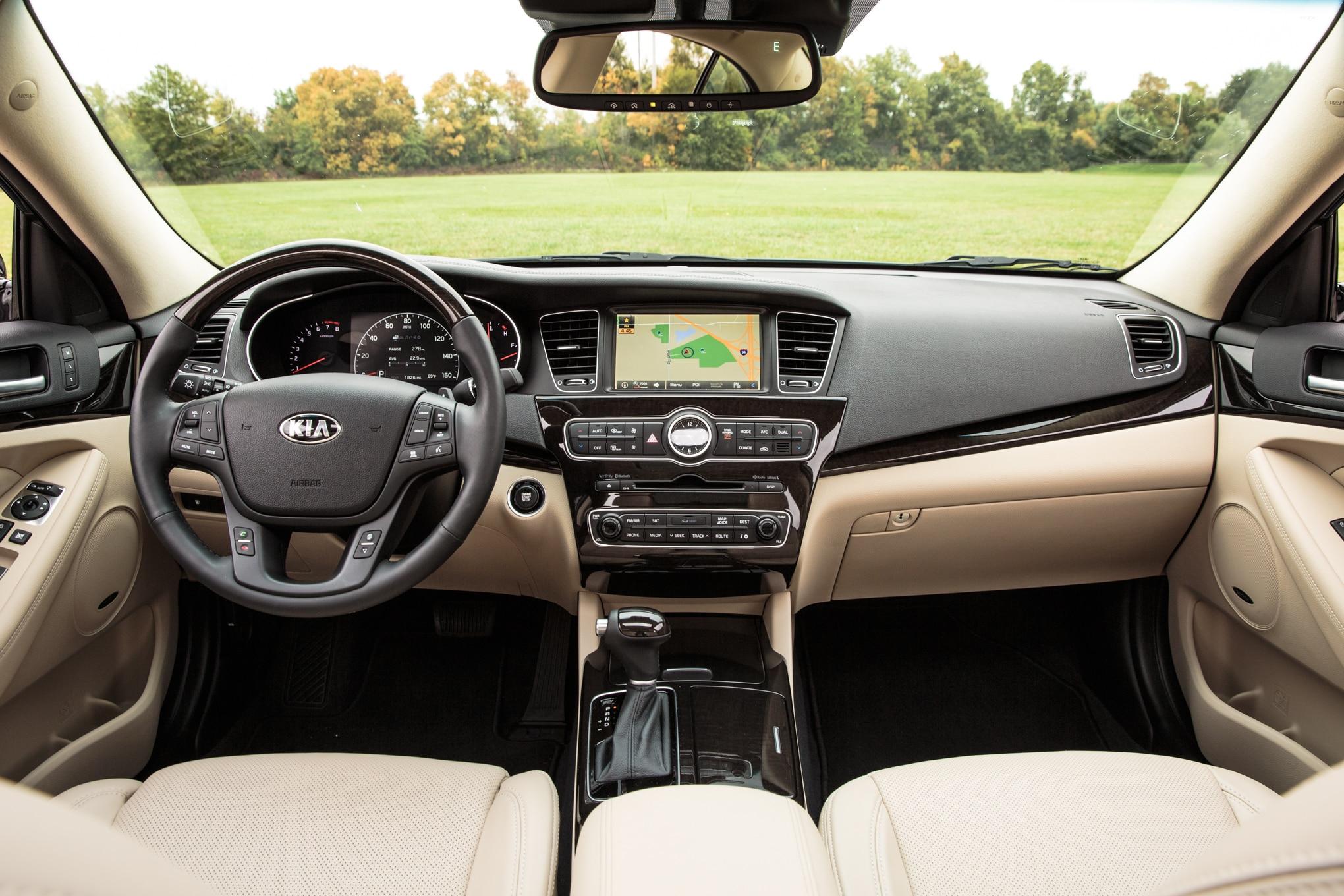 segment luxury is newsday image classifieds sedan into cadenza s cars near entry automaker flawless kia